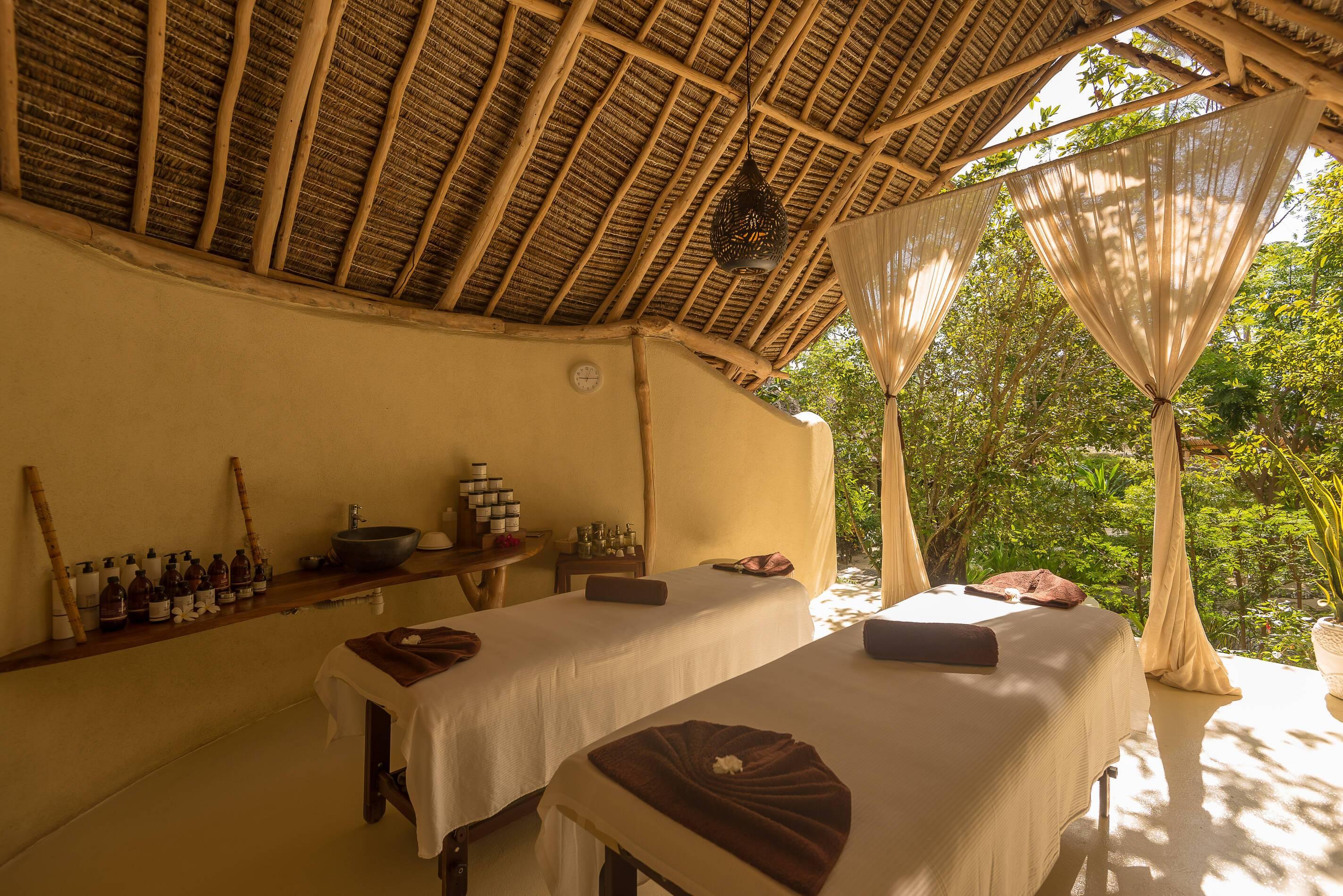 White Sand Zanzibar Spa