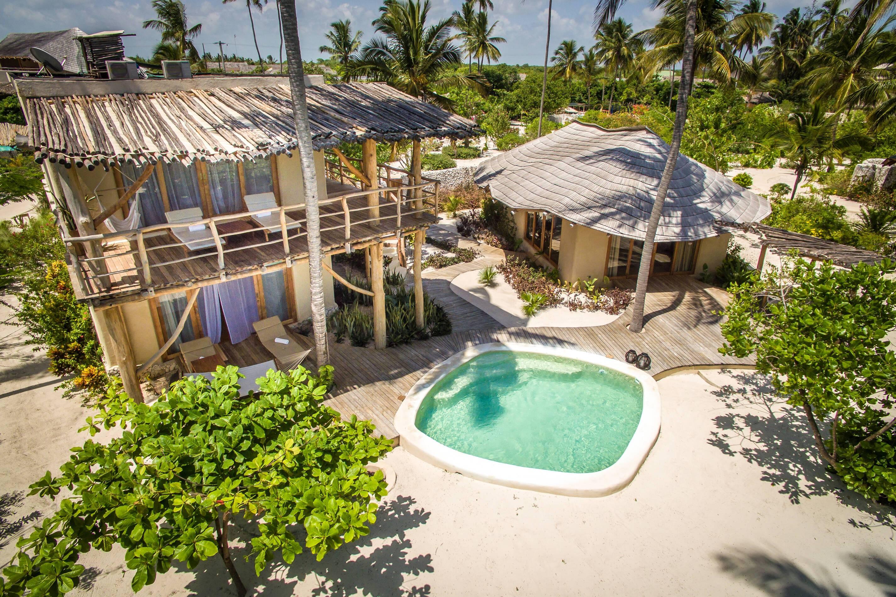 White Sand Zanzibar Villa 2 Chambres