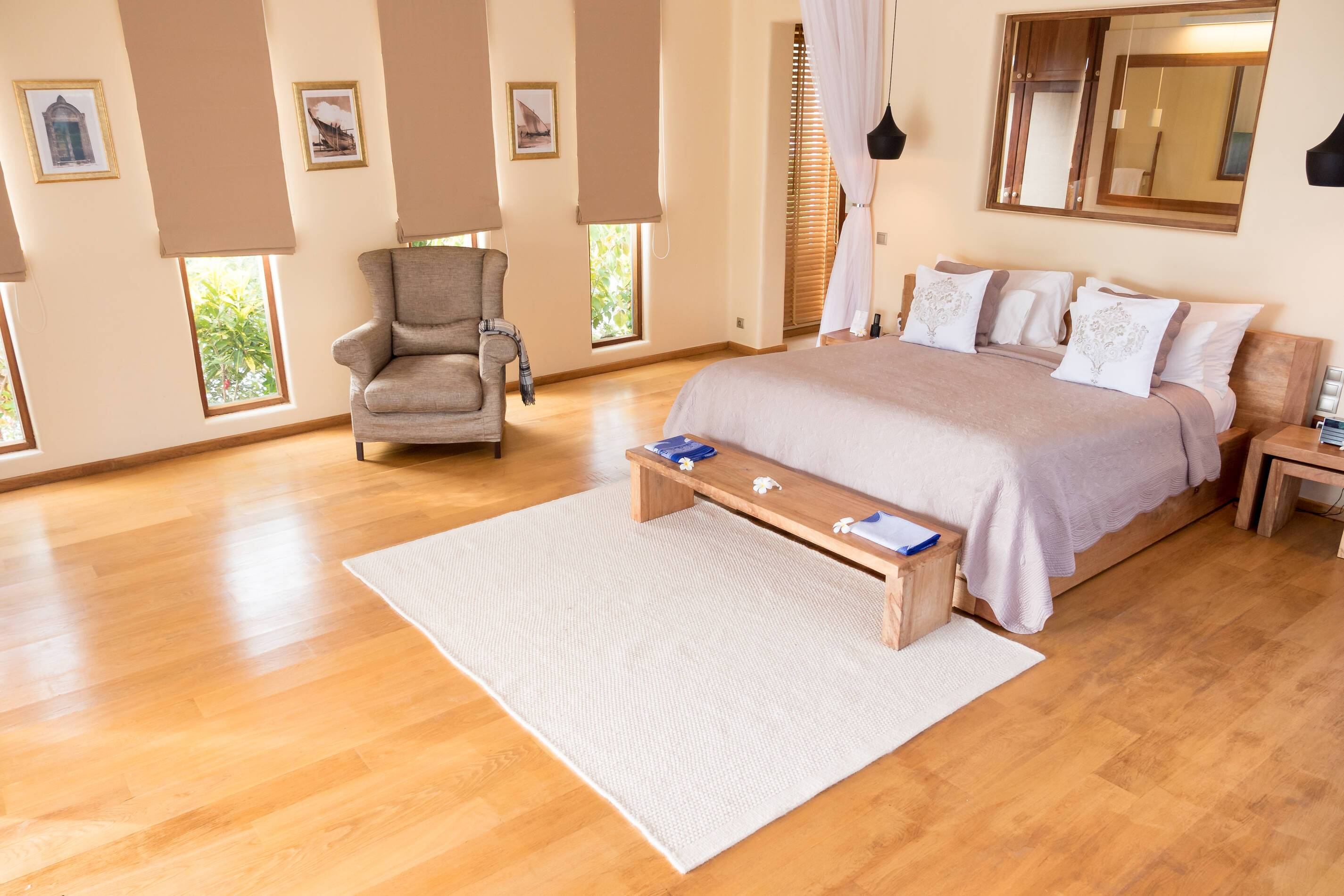 White Sand Zanzibar Villa Chambre
