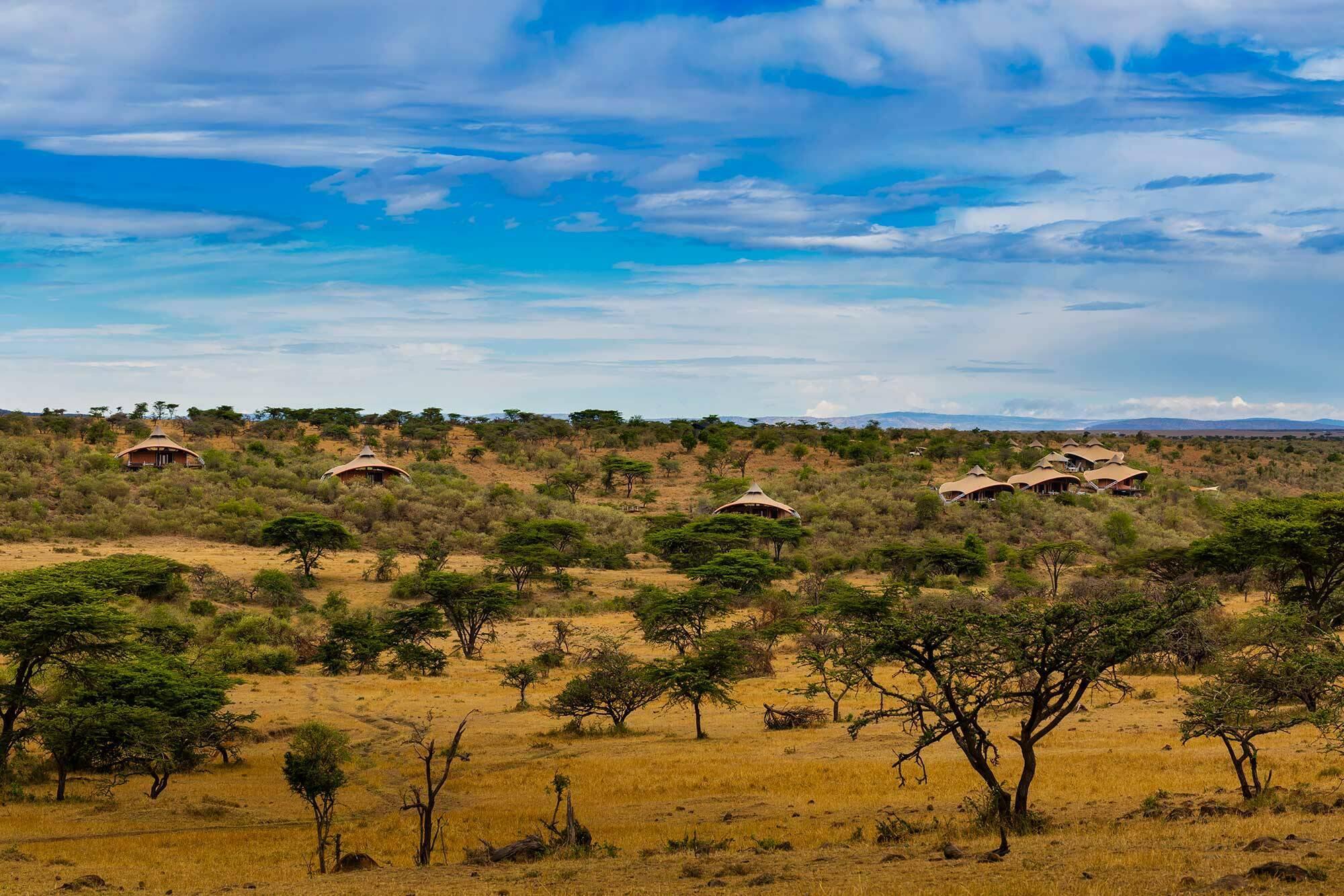 Mahali Mzuri Kenya Virgin Savane