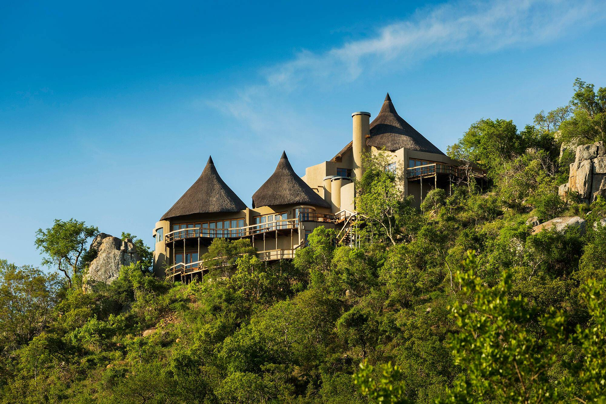 Virgin Ulusaba Afrique Sud Cliff Lodge
