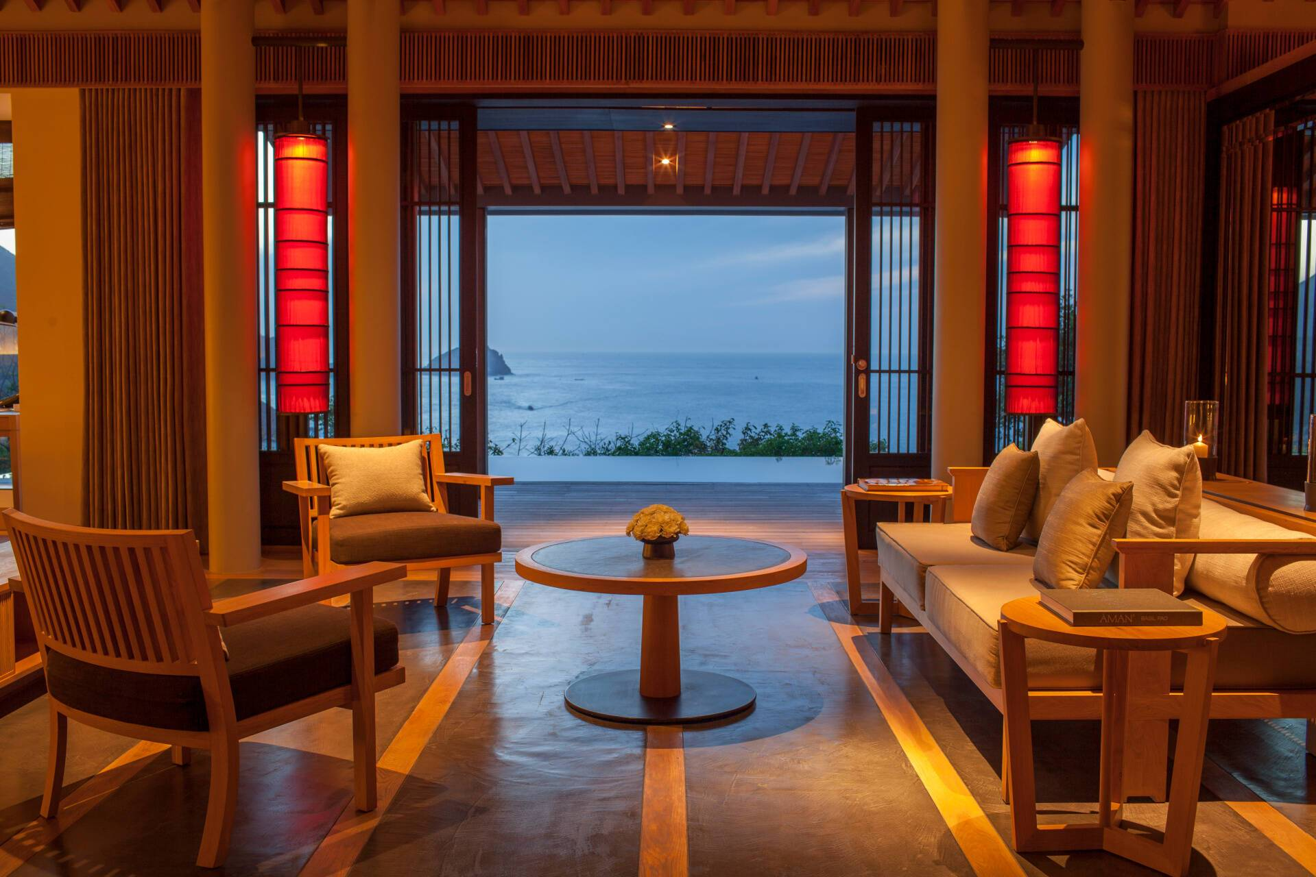 Amanoi Ocean Pool Villa Vue Vietnam