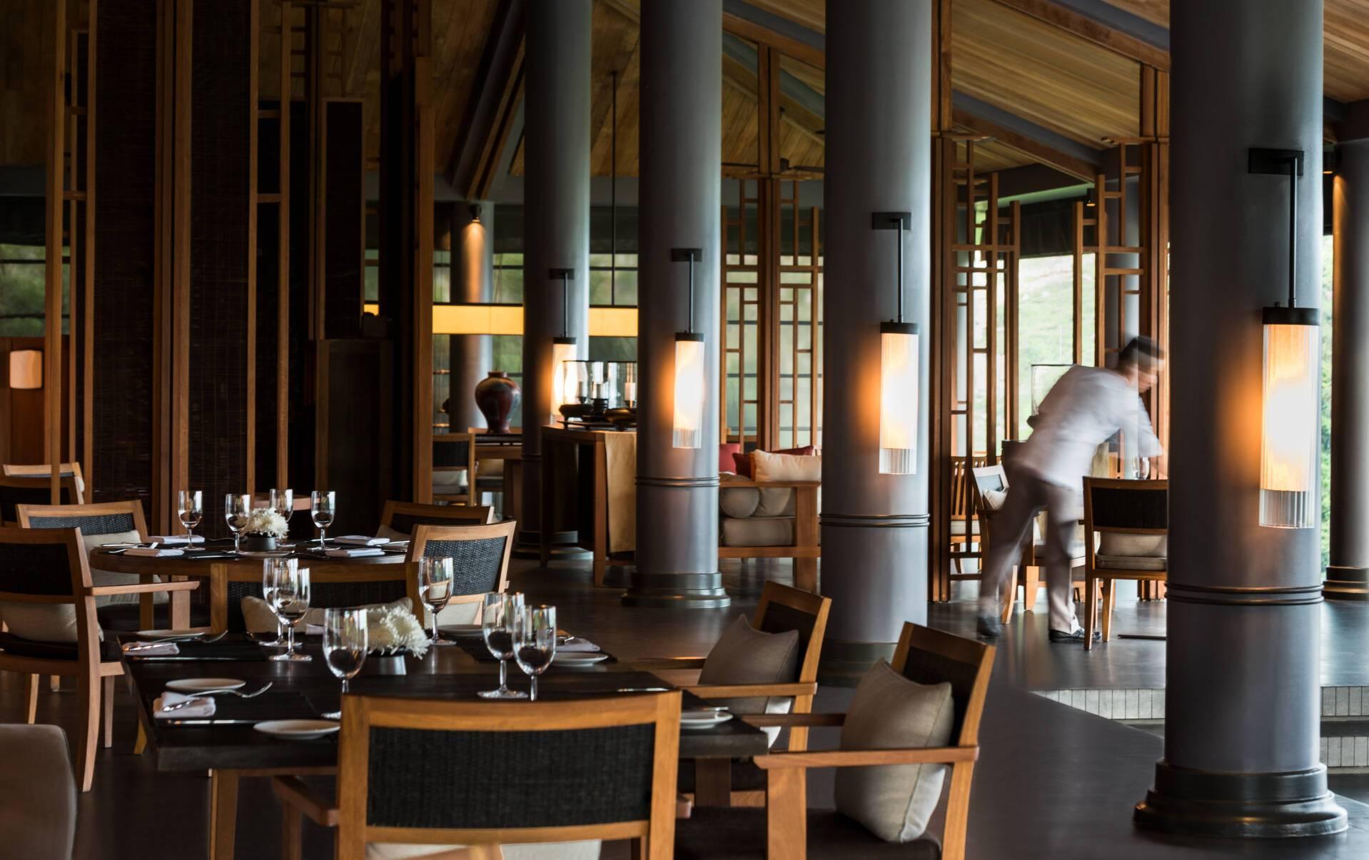 Amanoi Restaurant Vietnam