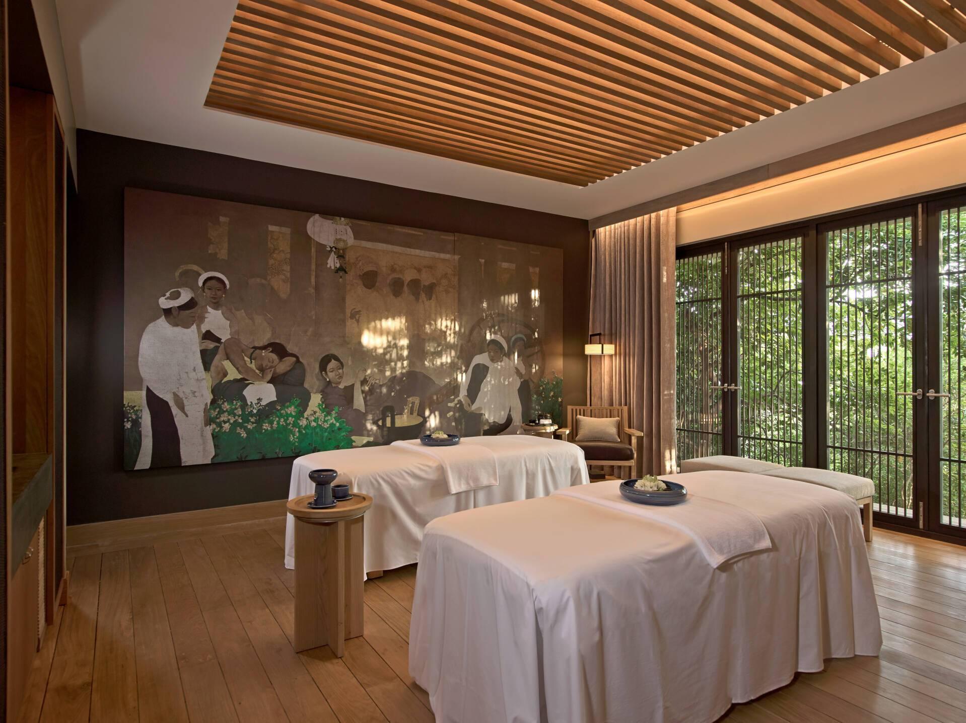 Amanoi Spa Vietnam