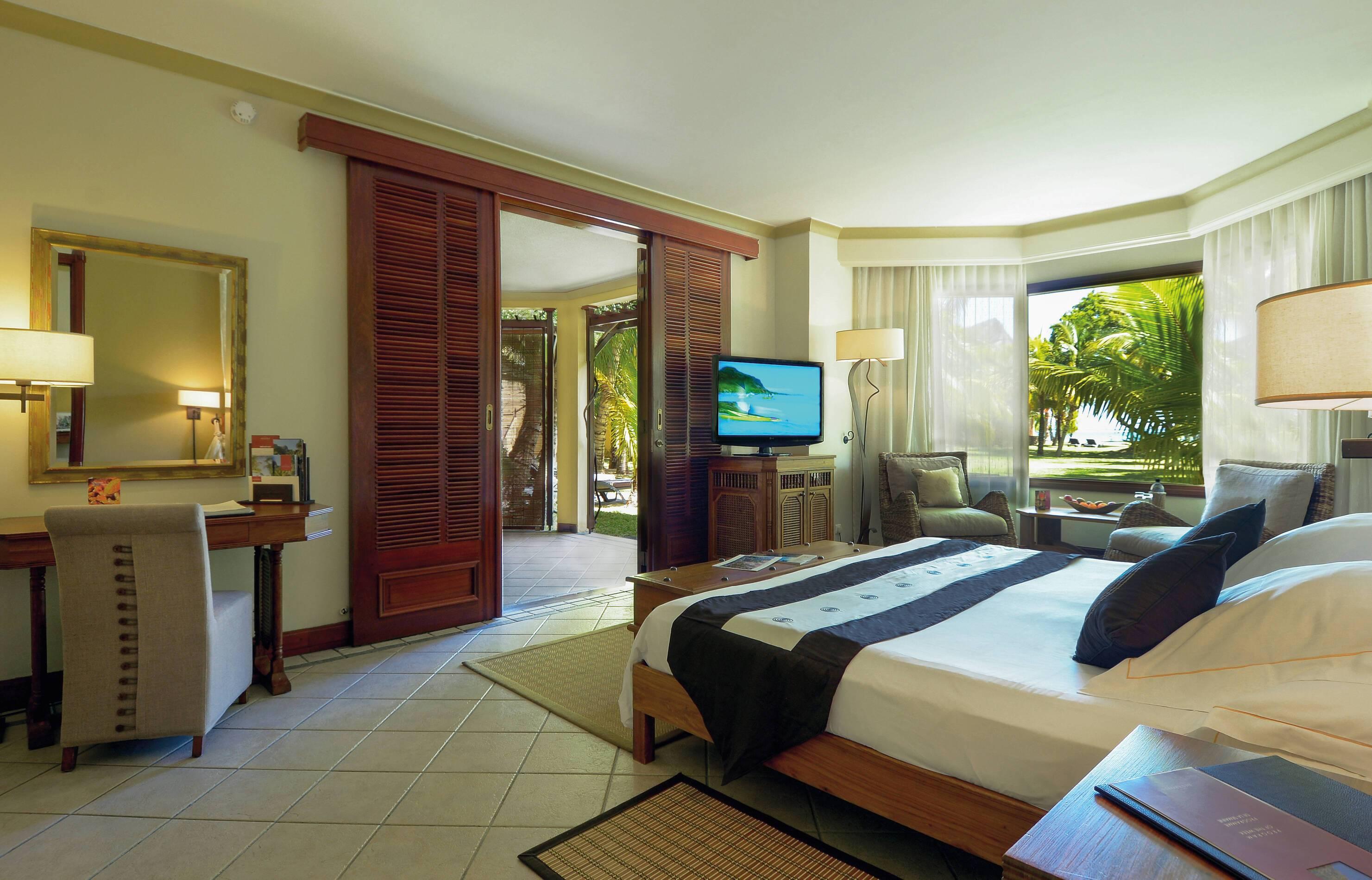 Dinarobin Beachcomber Junior Suite New Mauritius Hotels