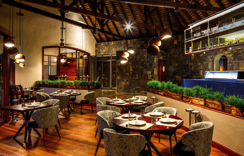 Dinarobin Beachcomber Restaurant Umami Maurice New Mauritius Hotels