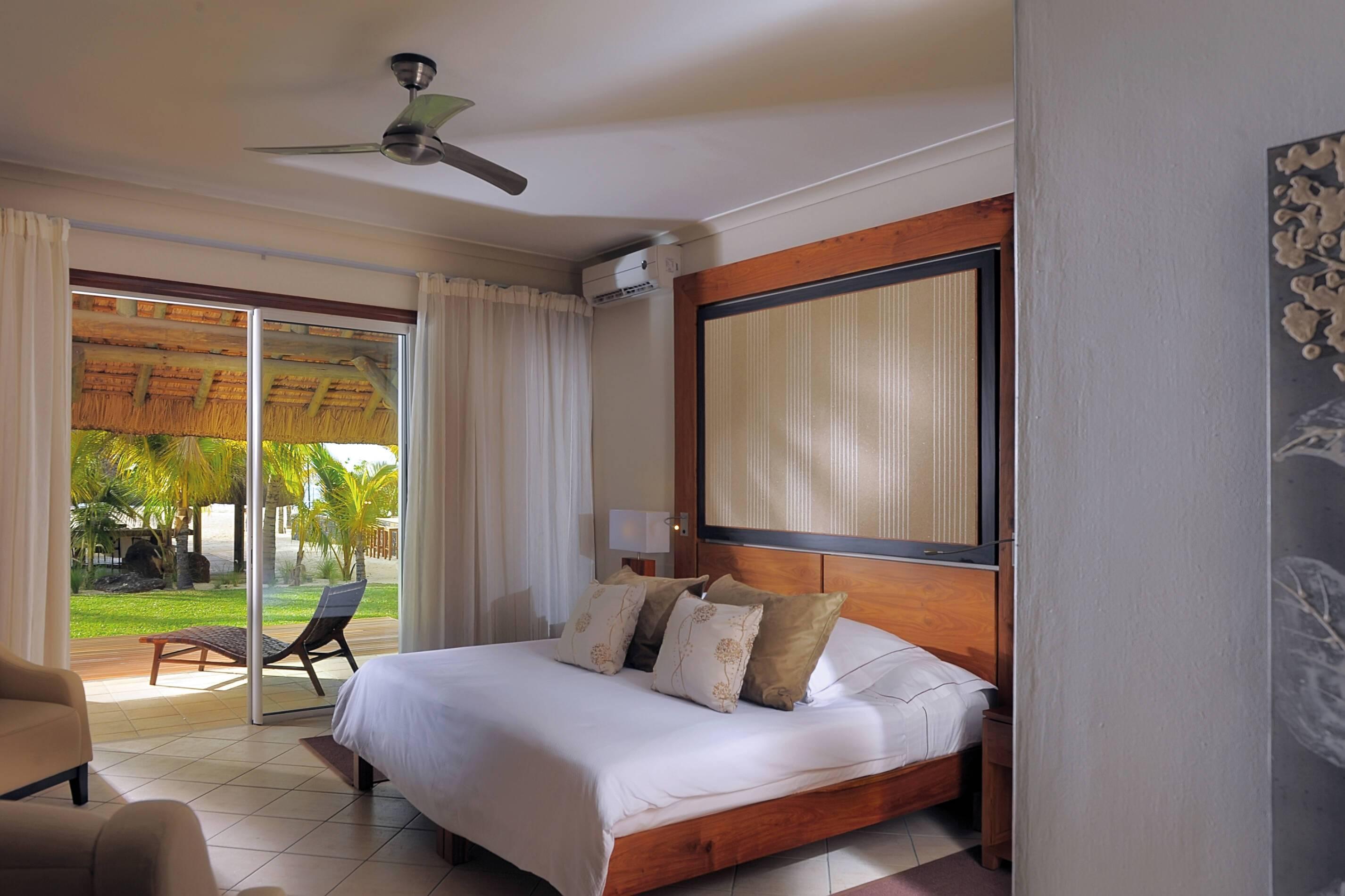 Dinarobin Beachcomber Villa Chambre Maurice New Mauritius Hotels