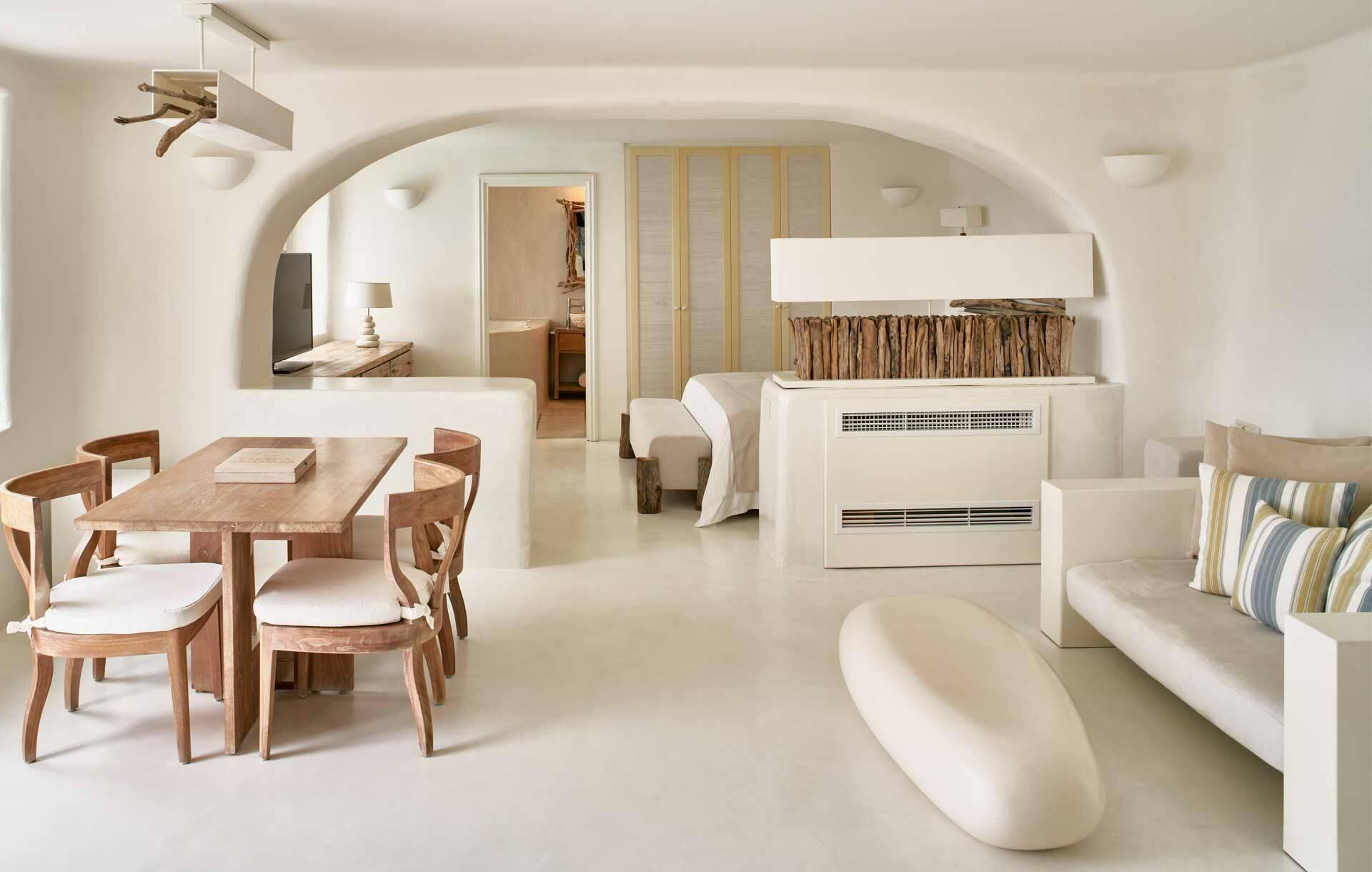 Mystique Santorin Secrecy Villa Grece