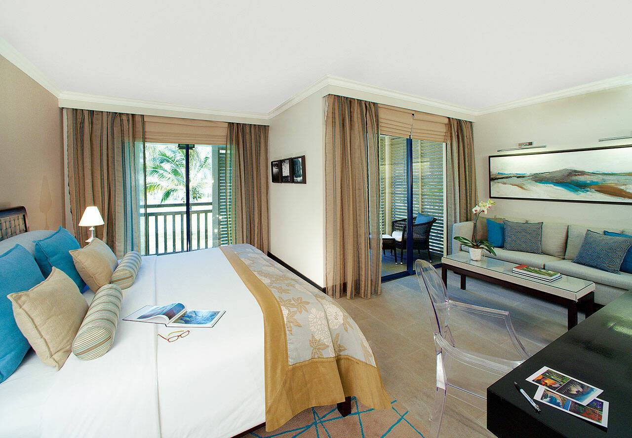 Lux Saint Gilles Junior Suite Ile de la Reunion