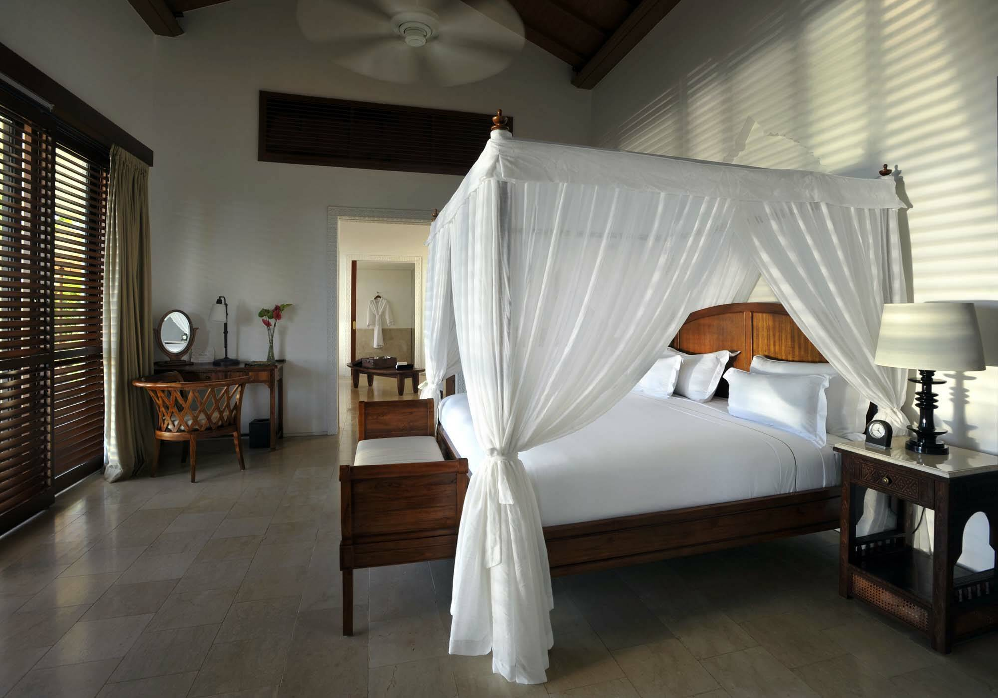The Residence Suite Presidentielle Chambre Zanzibar