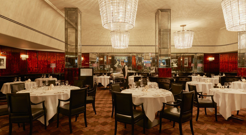 Fairmont Savoy Londres Grill Main