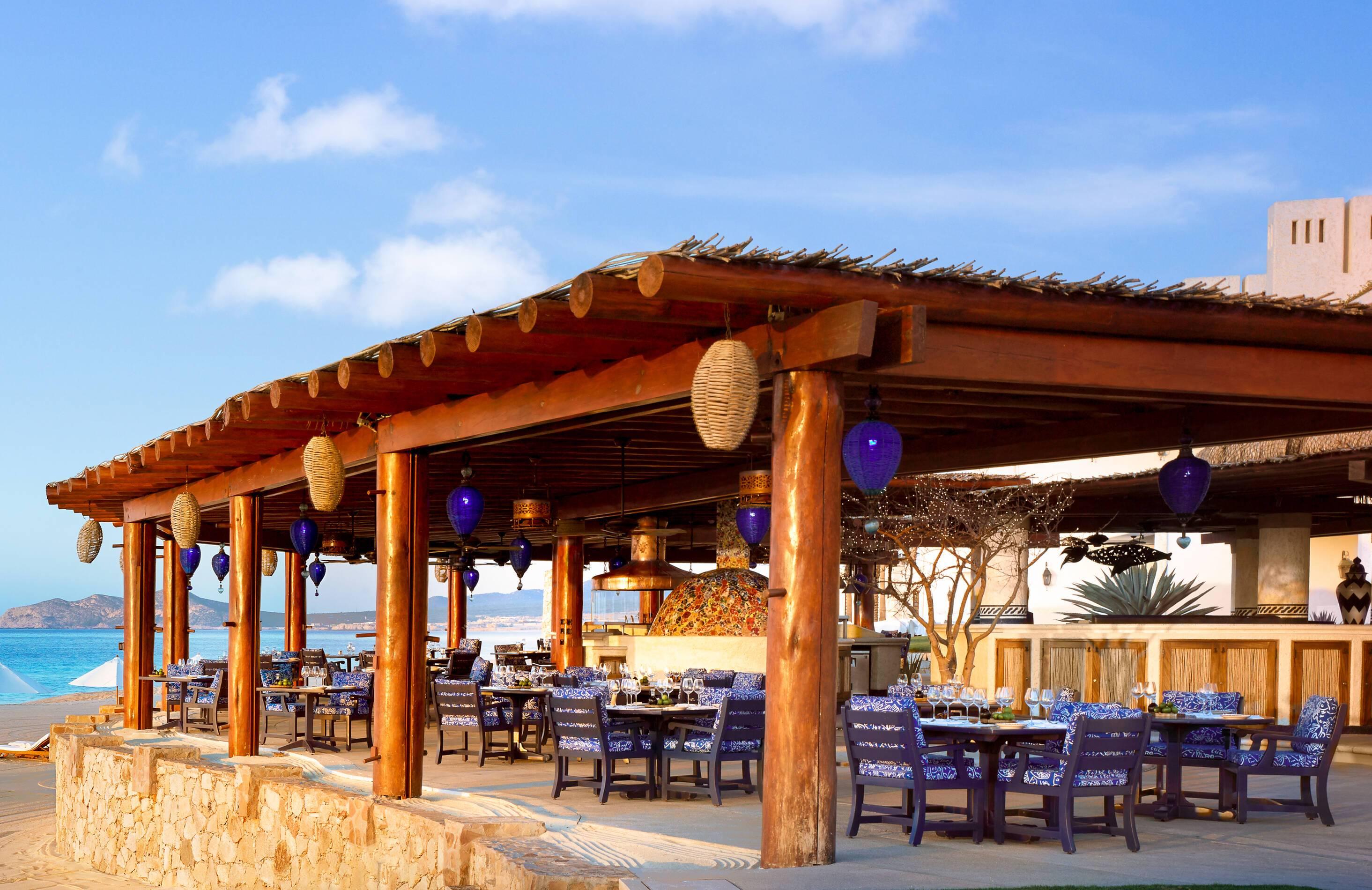 Ventanas Paraiso Mexique Rosewood Sea Grill