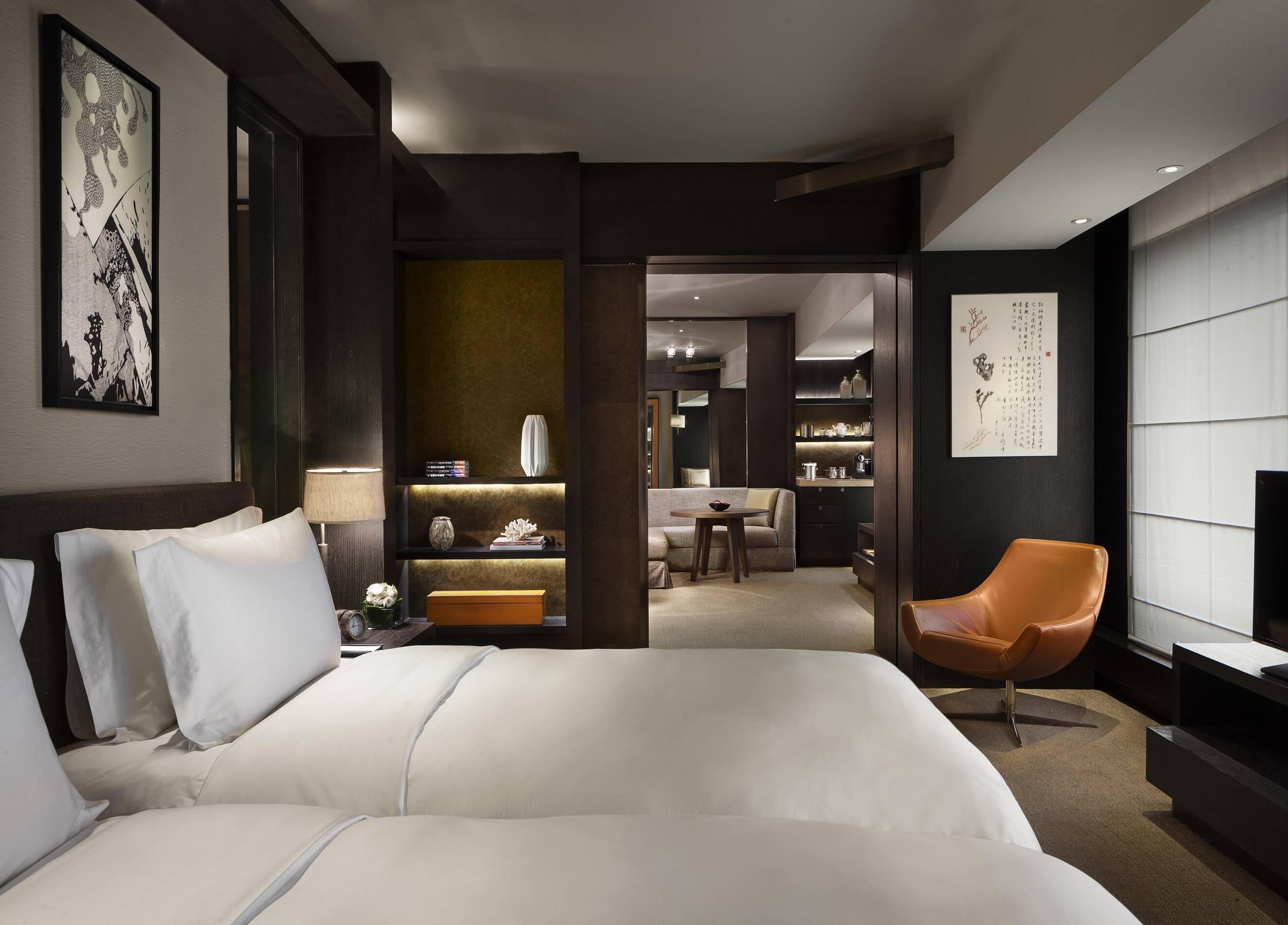 Rosewood Pekin Deluxe Twin Room