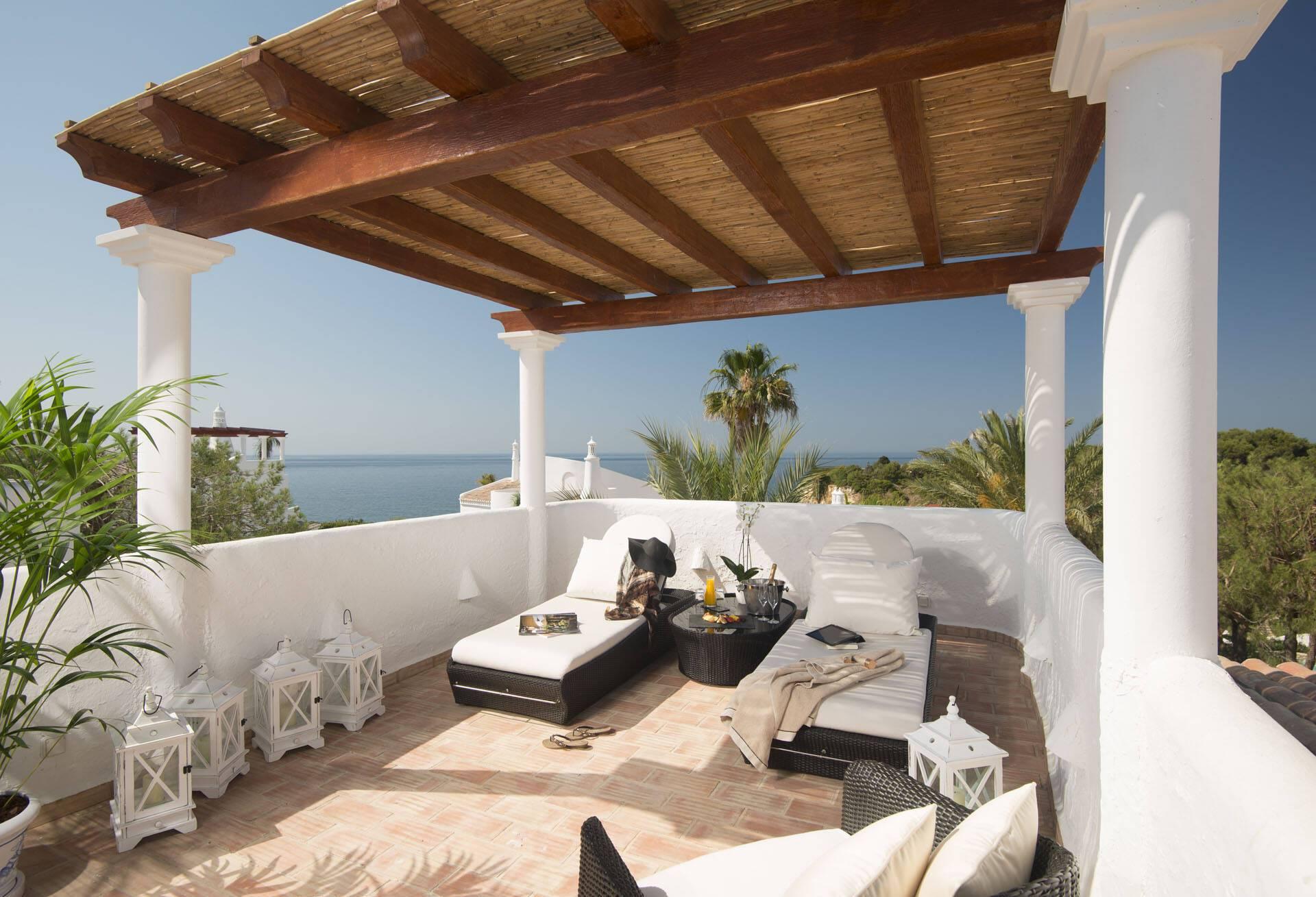Vila Vita Parc Algarve Portugal Oasis suite premium Rooftop