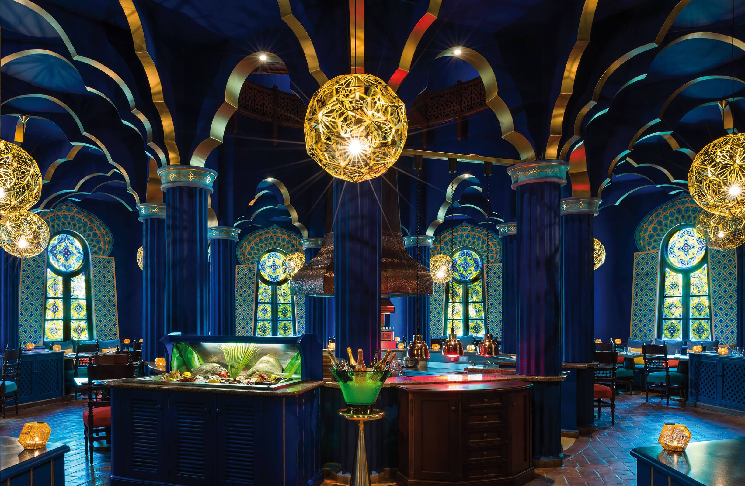 Vila Vita Parc Portugal Algrave Aladin Grill