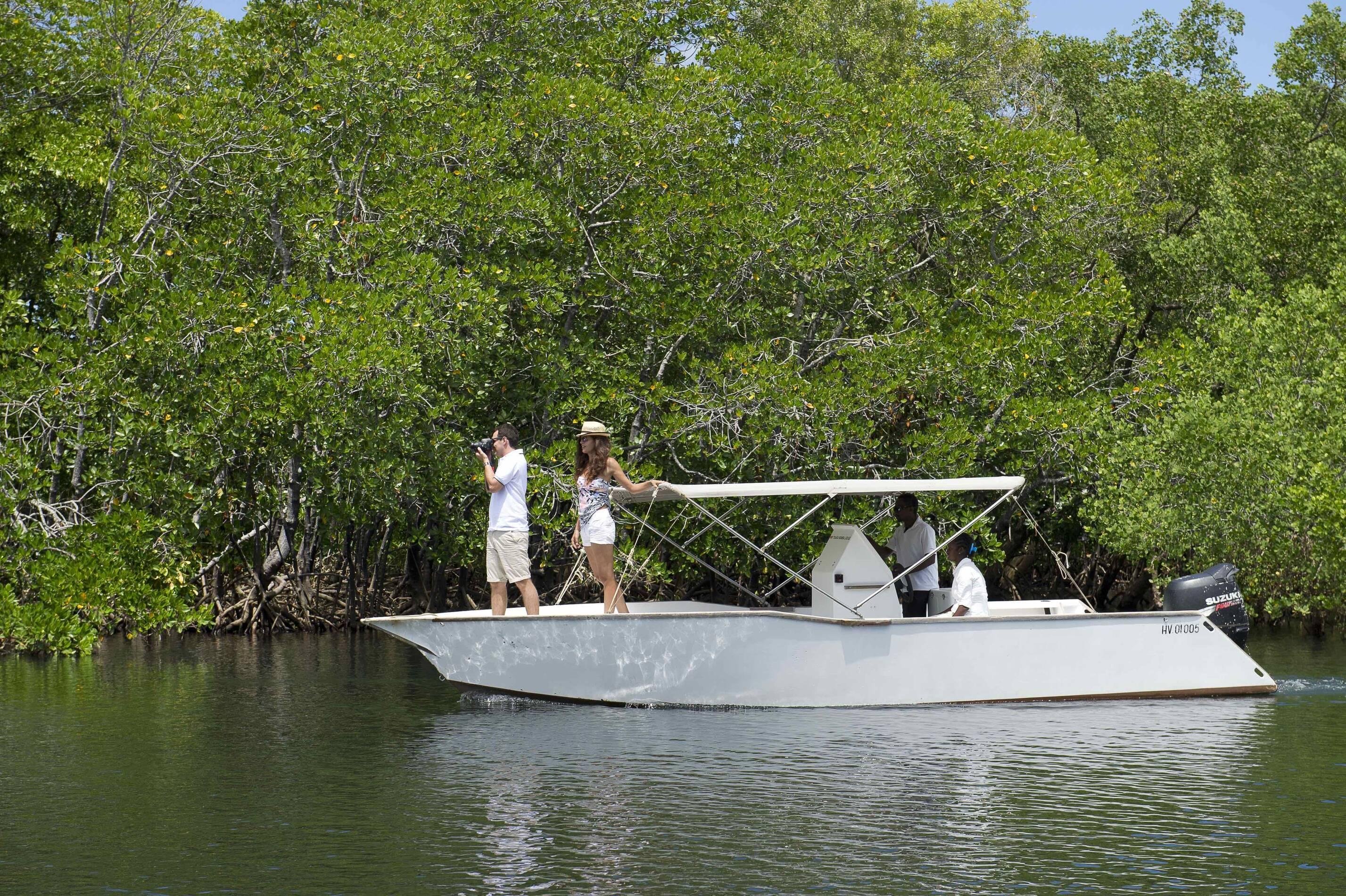 Tsara Komba Lodge Madagascar Mangrove Tour
