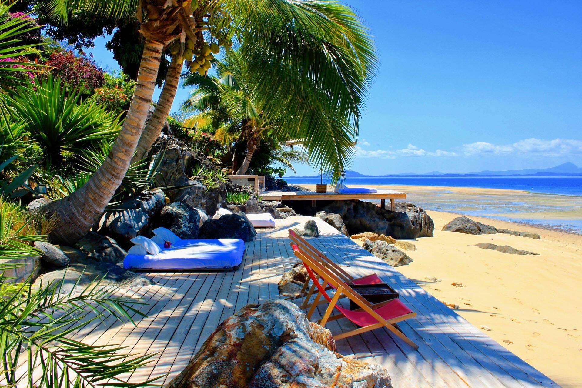 Tsara Komba Lodge Madagascar Plage TK