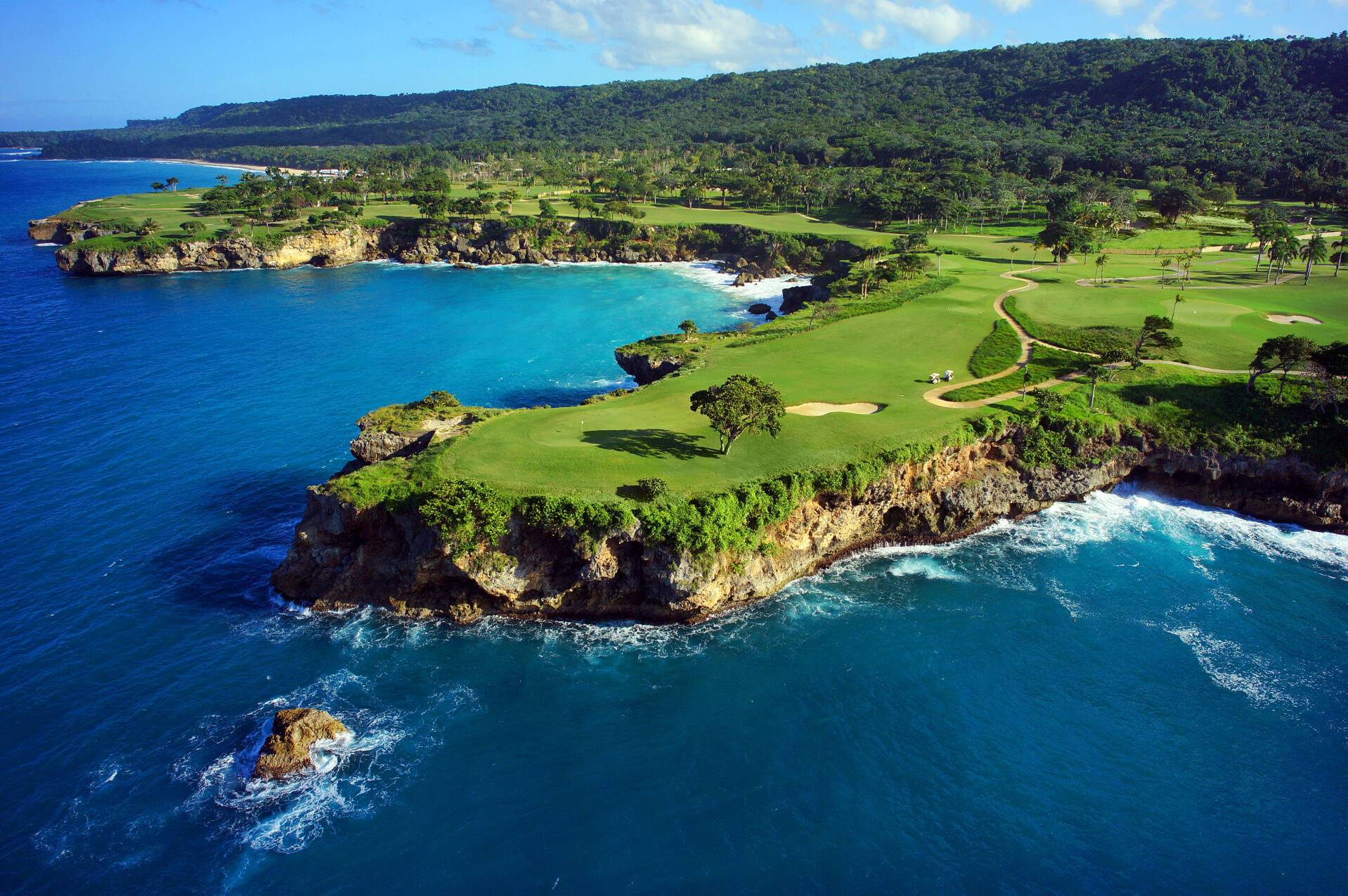Amanera Golf Republique Dominicaine