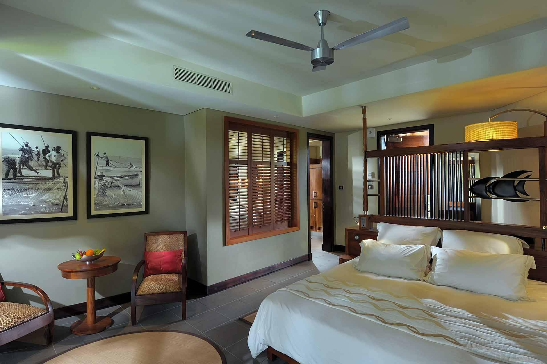 Trou aux Biches Junior Suite Maurice New Mauritius Hotels