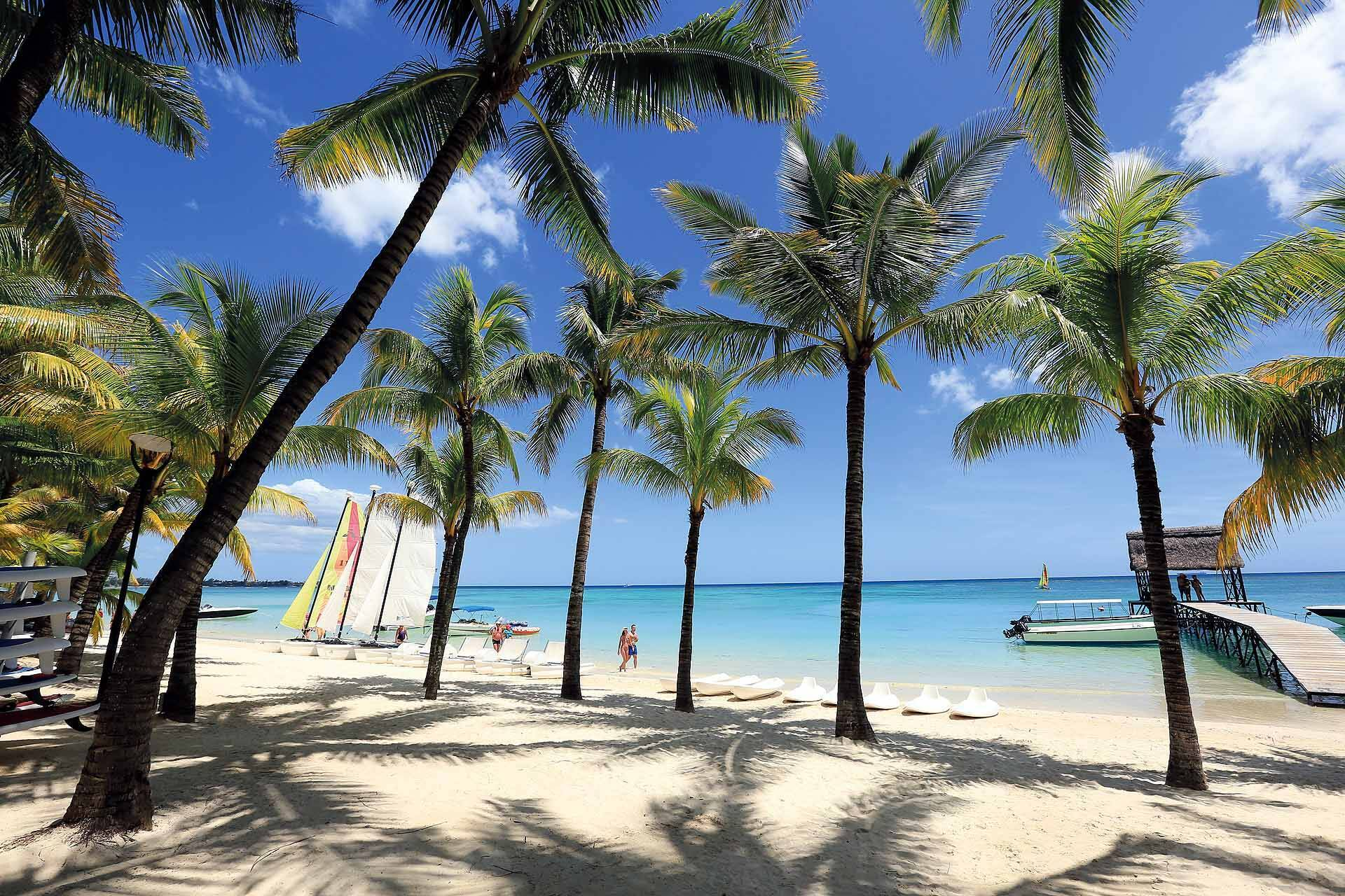Trou aux Biches Plage Maurice New Mauritius Hotels