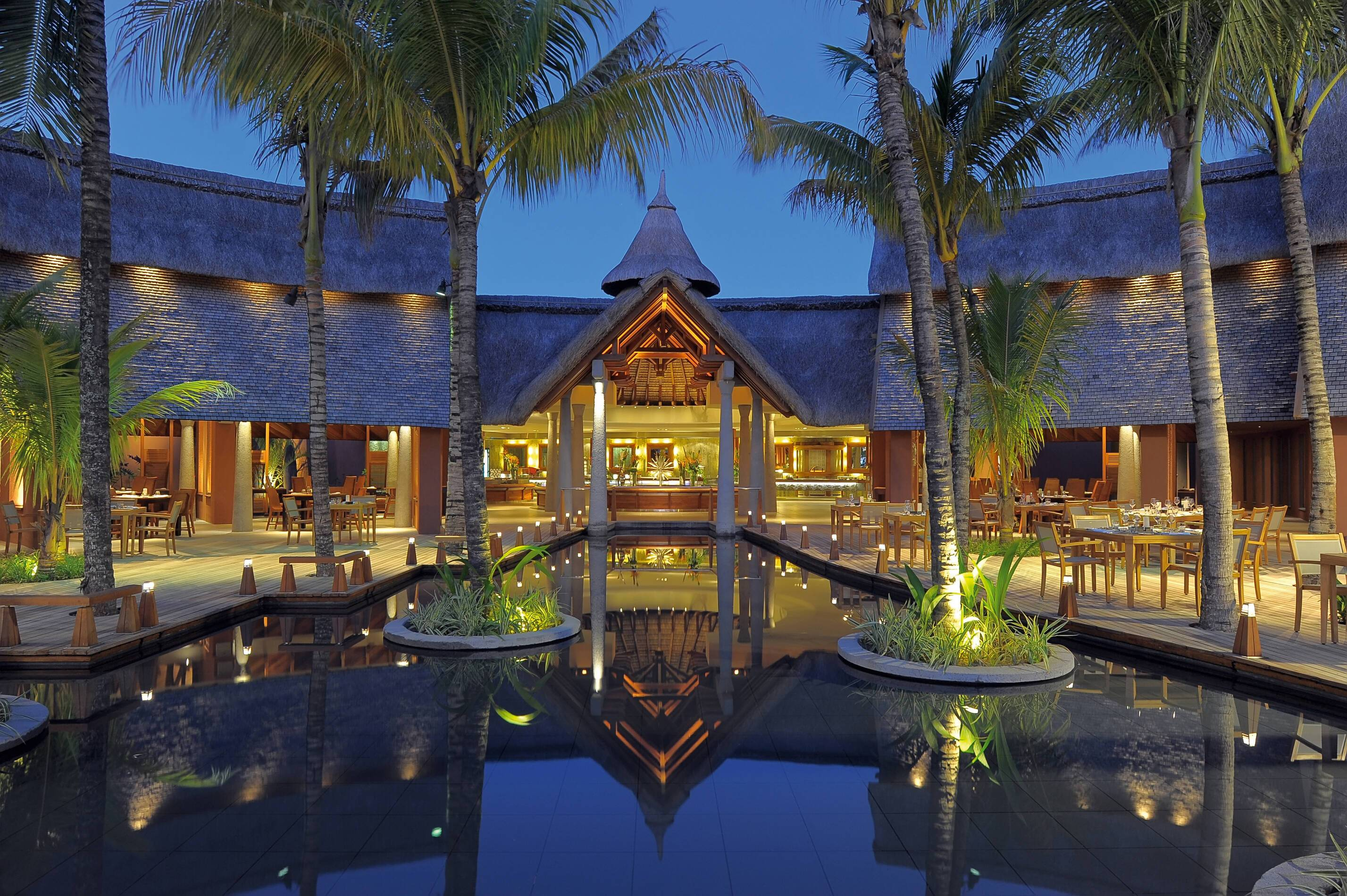 Trou aux Biches Restaurant Maurice New Mauritius Hotels