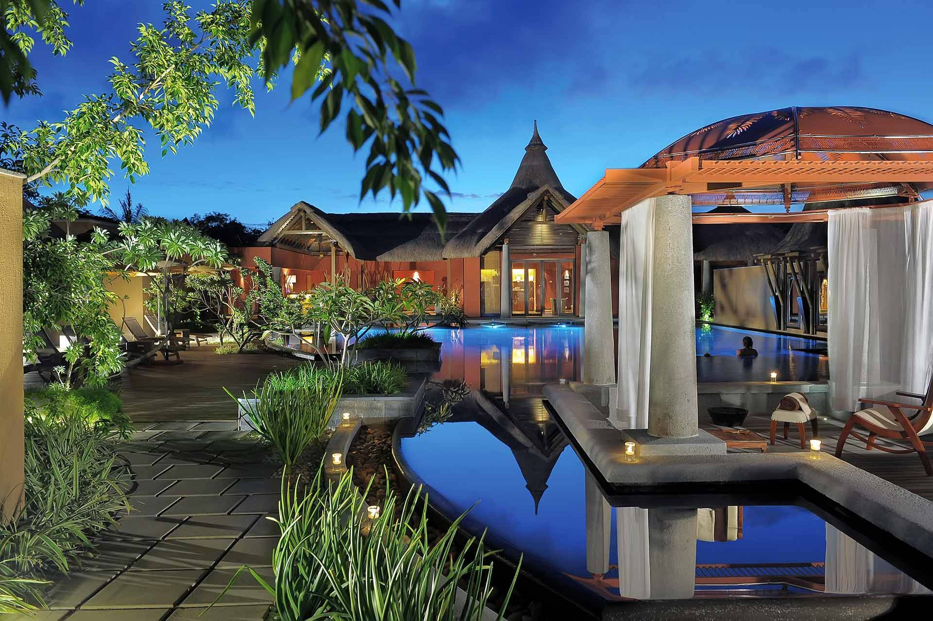 Trou aux Biches Spa Maurice New Mauritius Hotels
