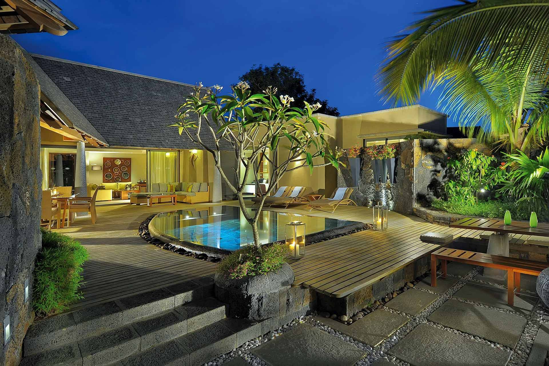 Trou aux Biches Villa Maurice New Mauritius Hotels