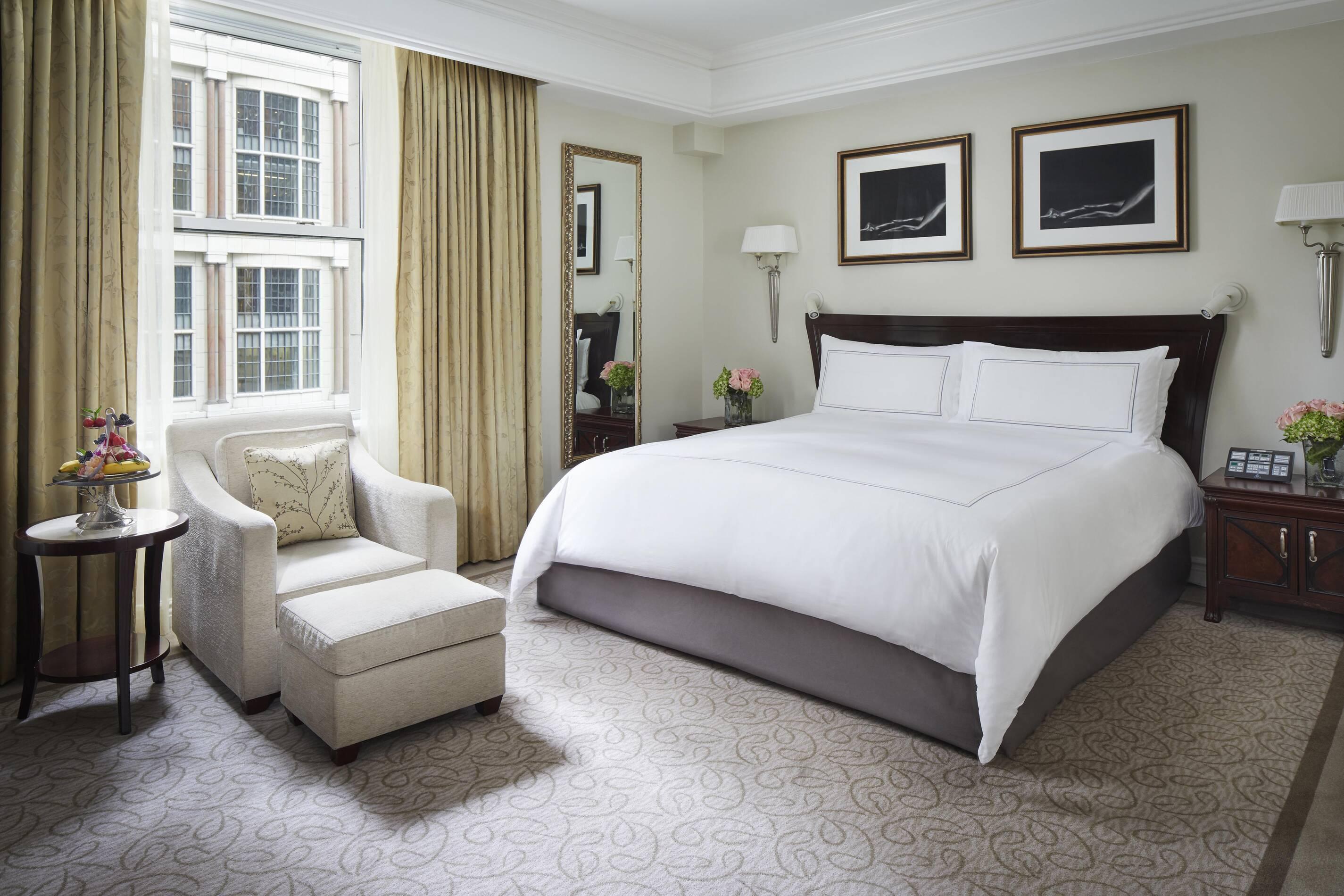 Peninsula New York Grand Luxe Room
