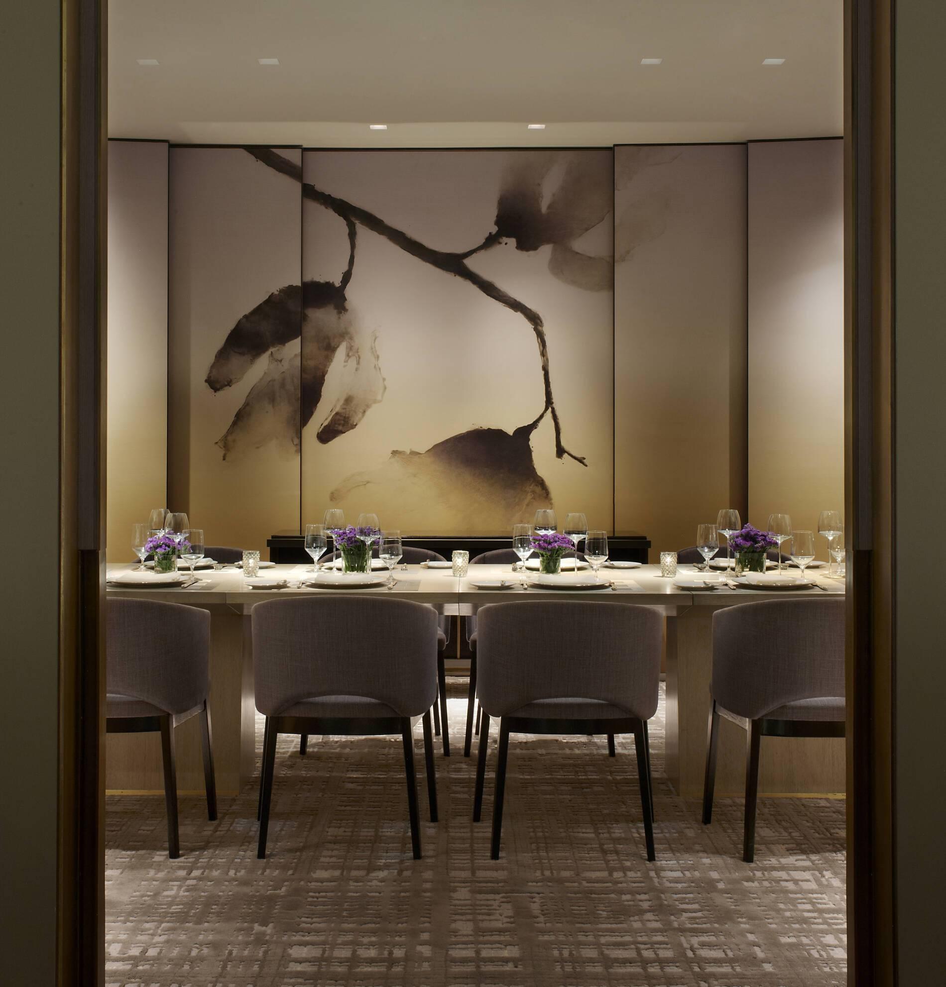 Peninsula New York Restaurant Clement