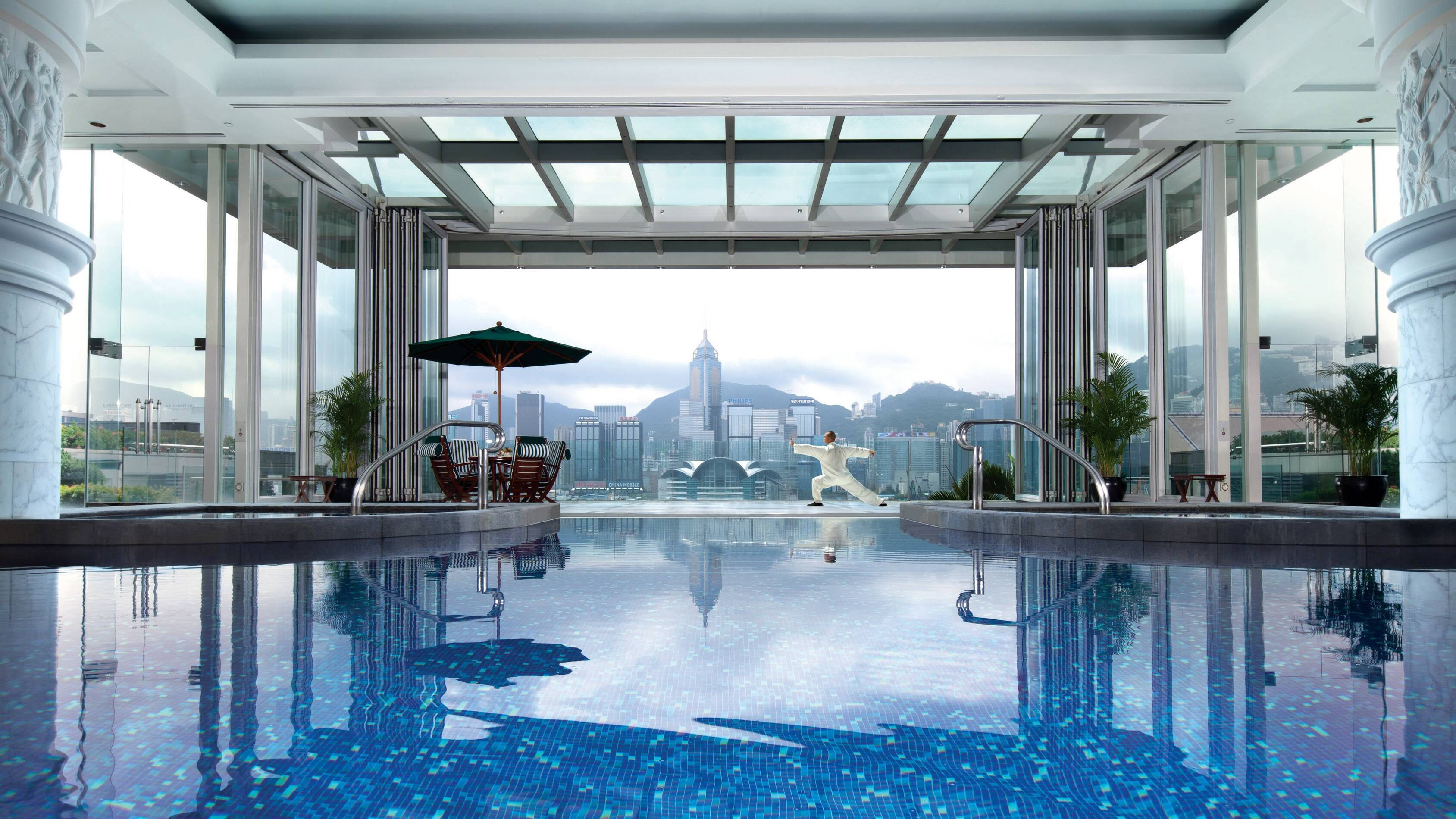 Peninsula Hong Kong Piscine