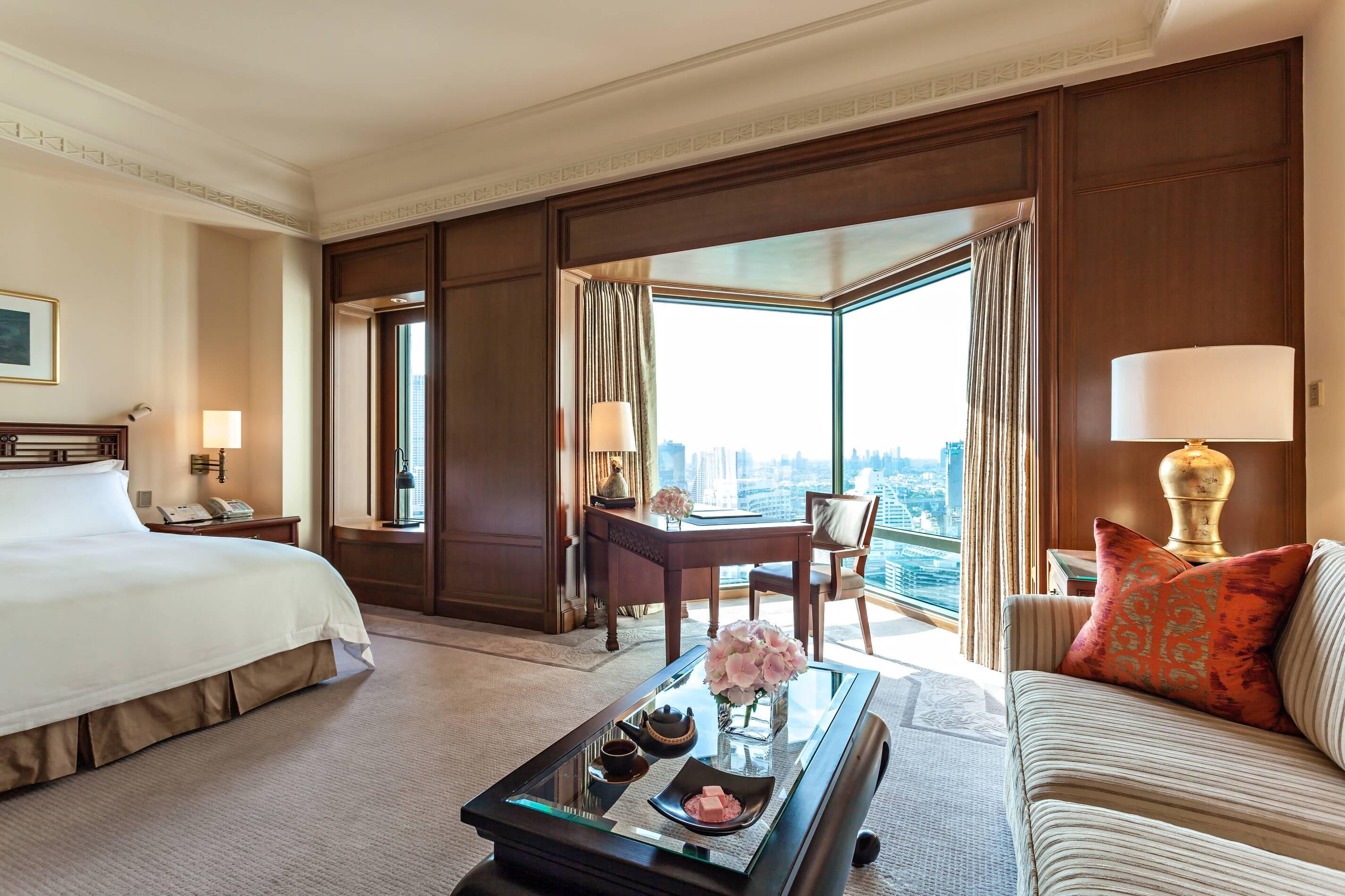 Peninsula Bangkok Deluxe Room