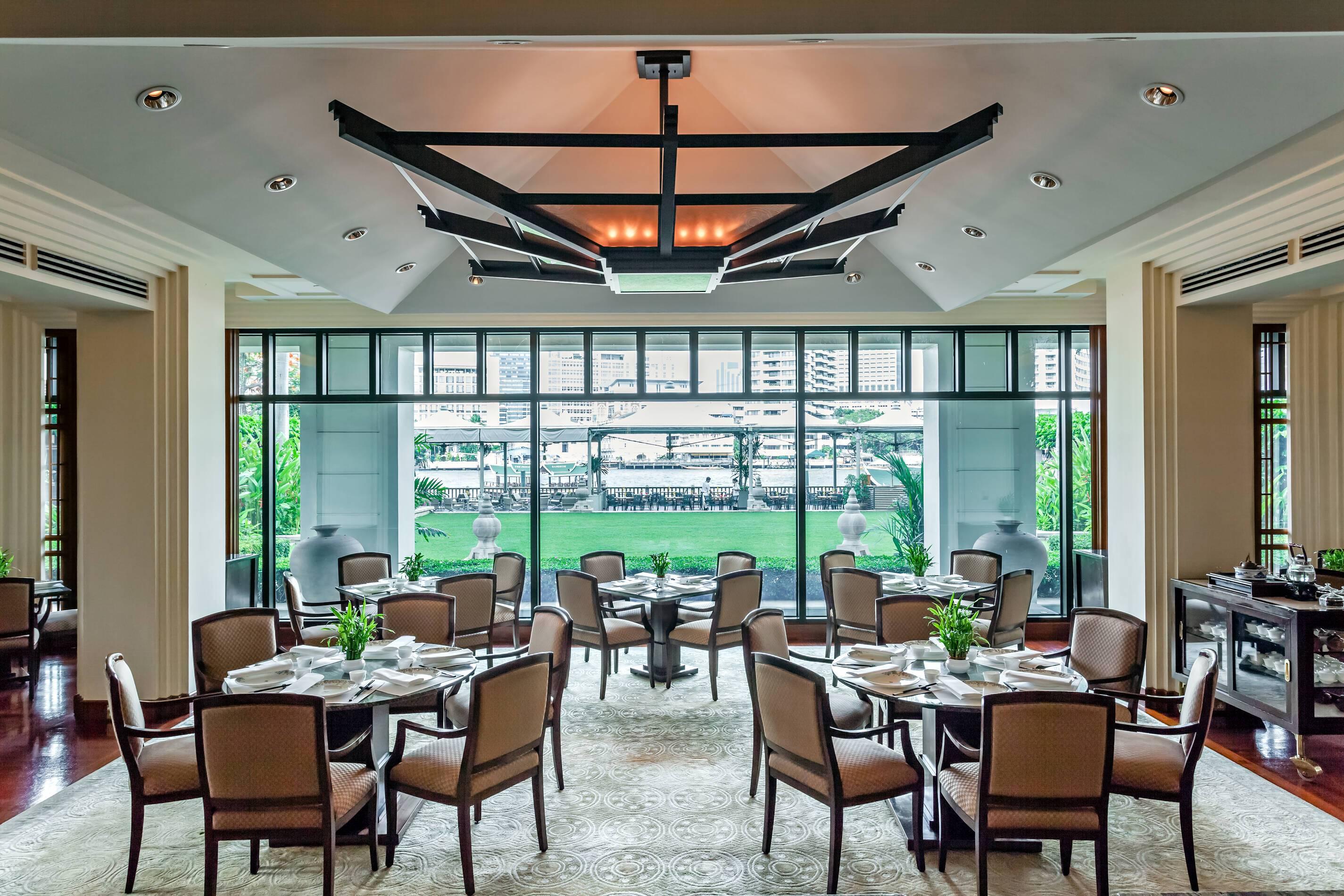 Peninsula Bangkok Restaurant Mei Jiang