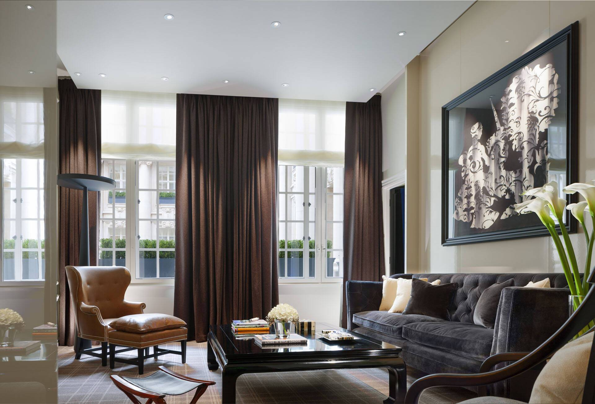 Rosewood Londres Noble House Suite