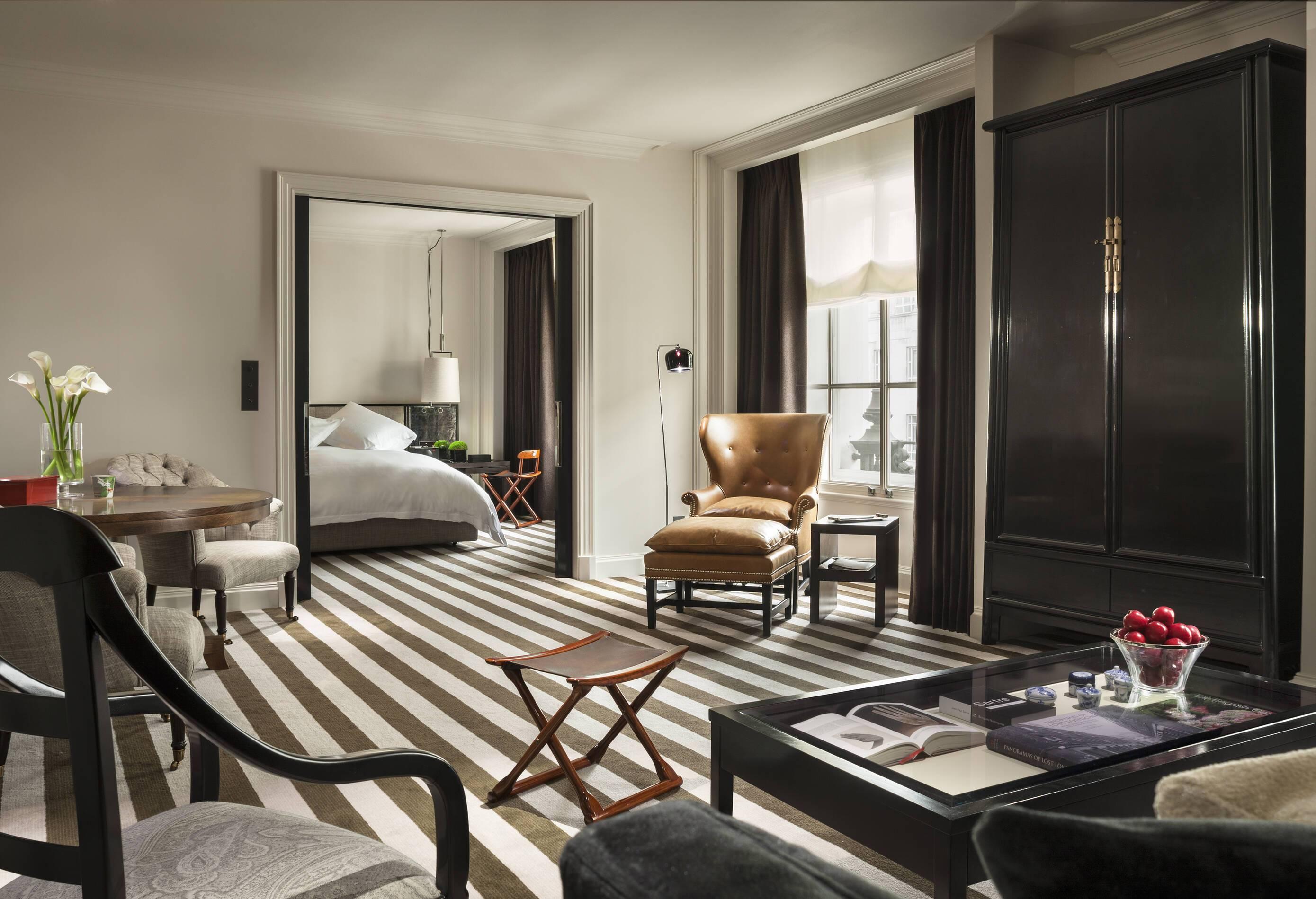 Rosewood Londres Premier Suite