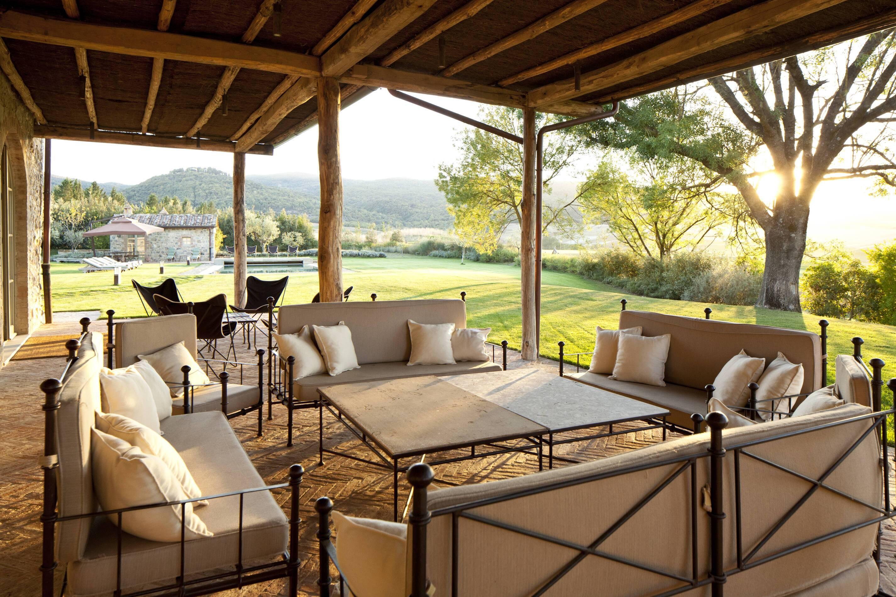 Rosewood Castiglion Bosco Toscane Villa Biondi
