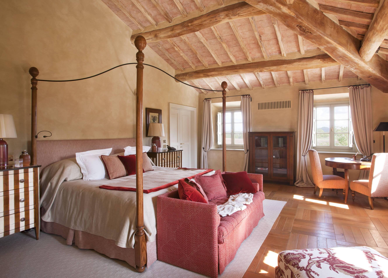 Rosewood Castiglion Bosco Toscane Villa Stabbi