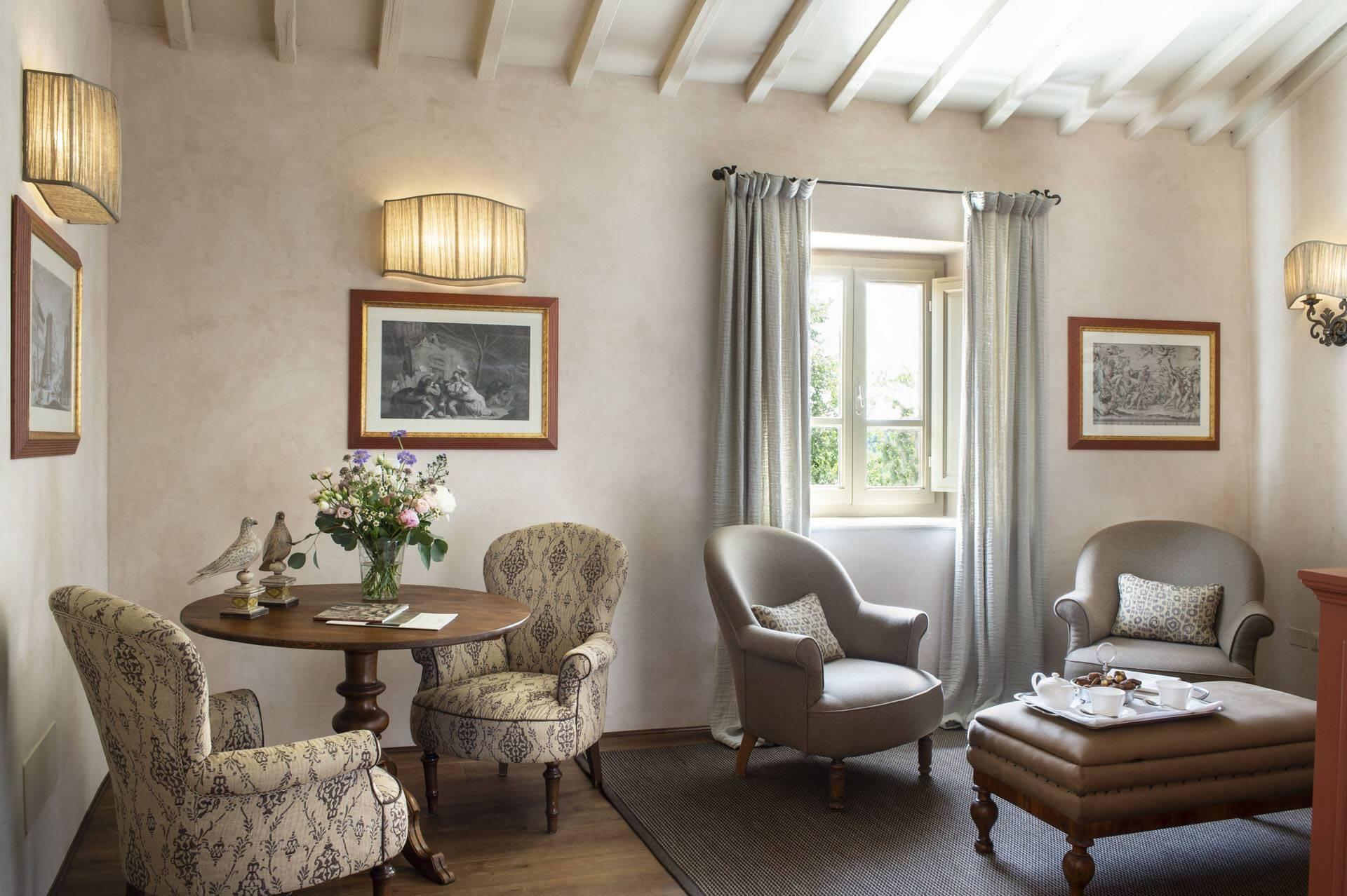 Il Borro Toscane Village Prestige Suite Cipriani Francesca Pagliai