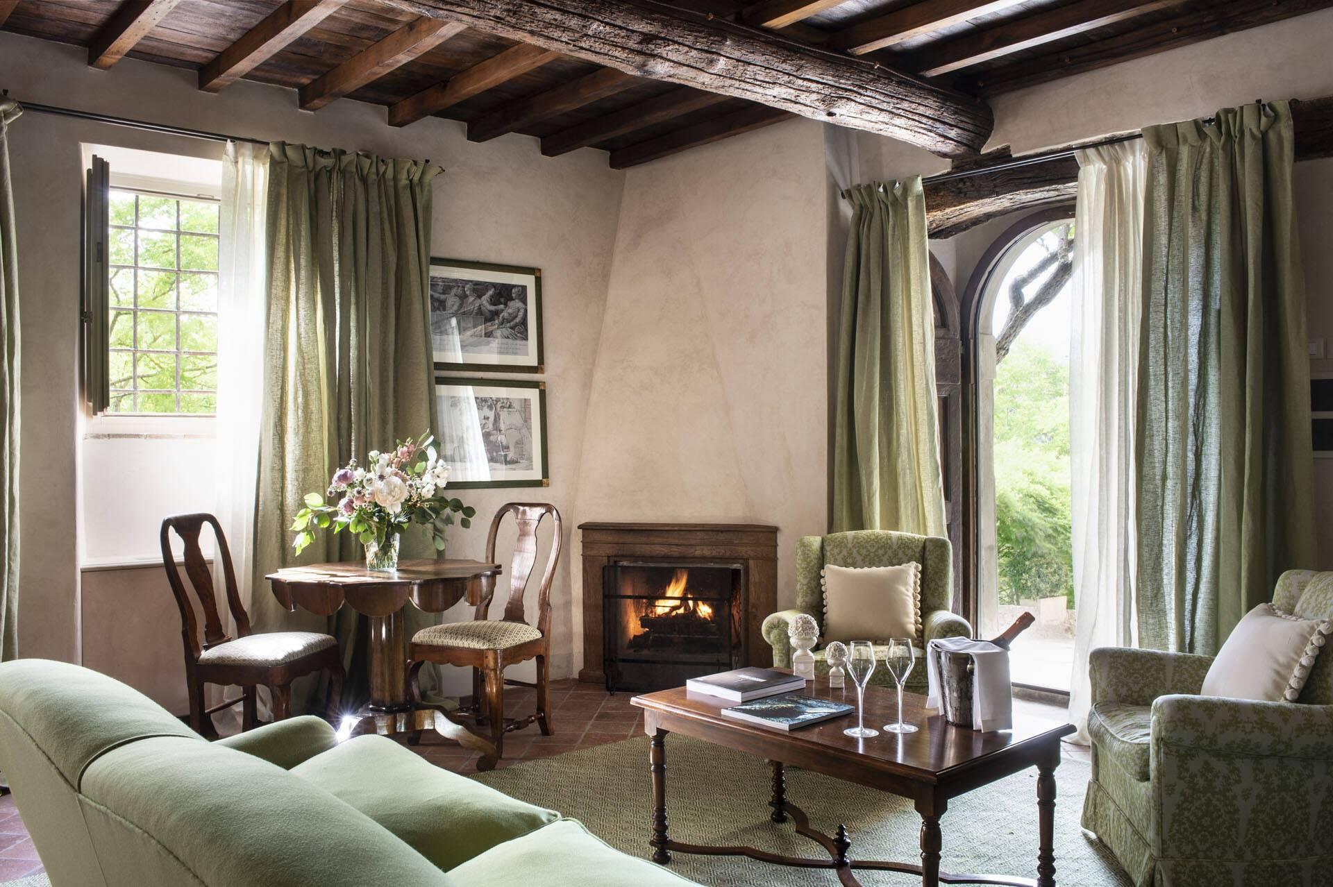 Il Borro Toscane Village Prestige Suite Granaio Francesca Pagliai