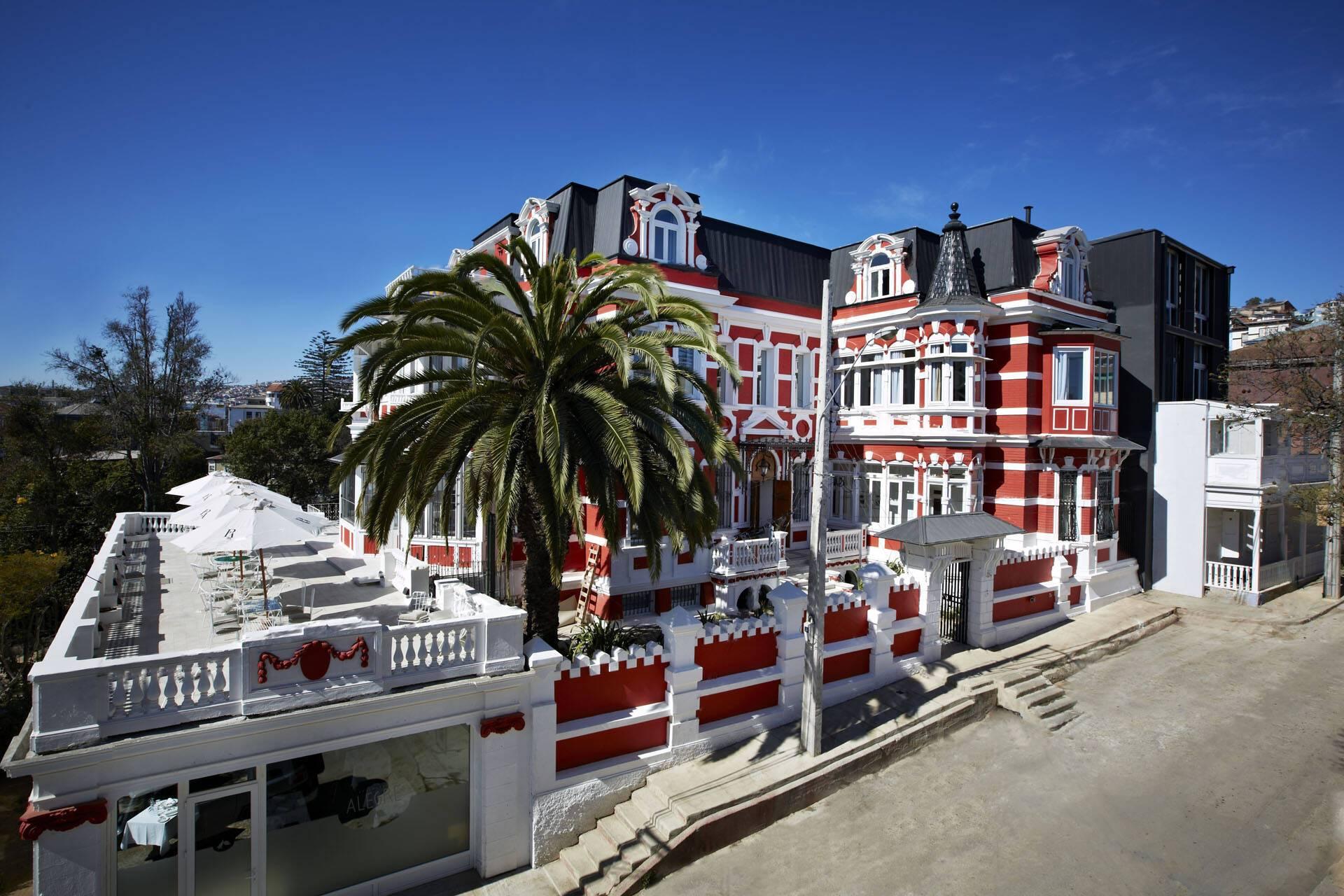 Chili Valparaiso Palacio Astoreca