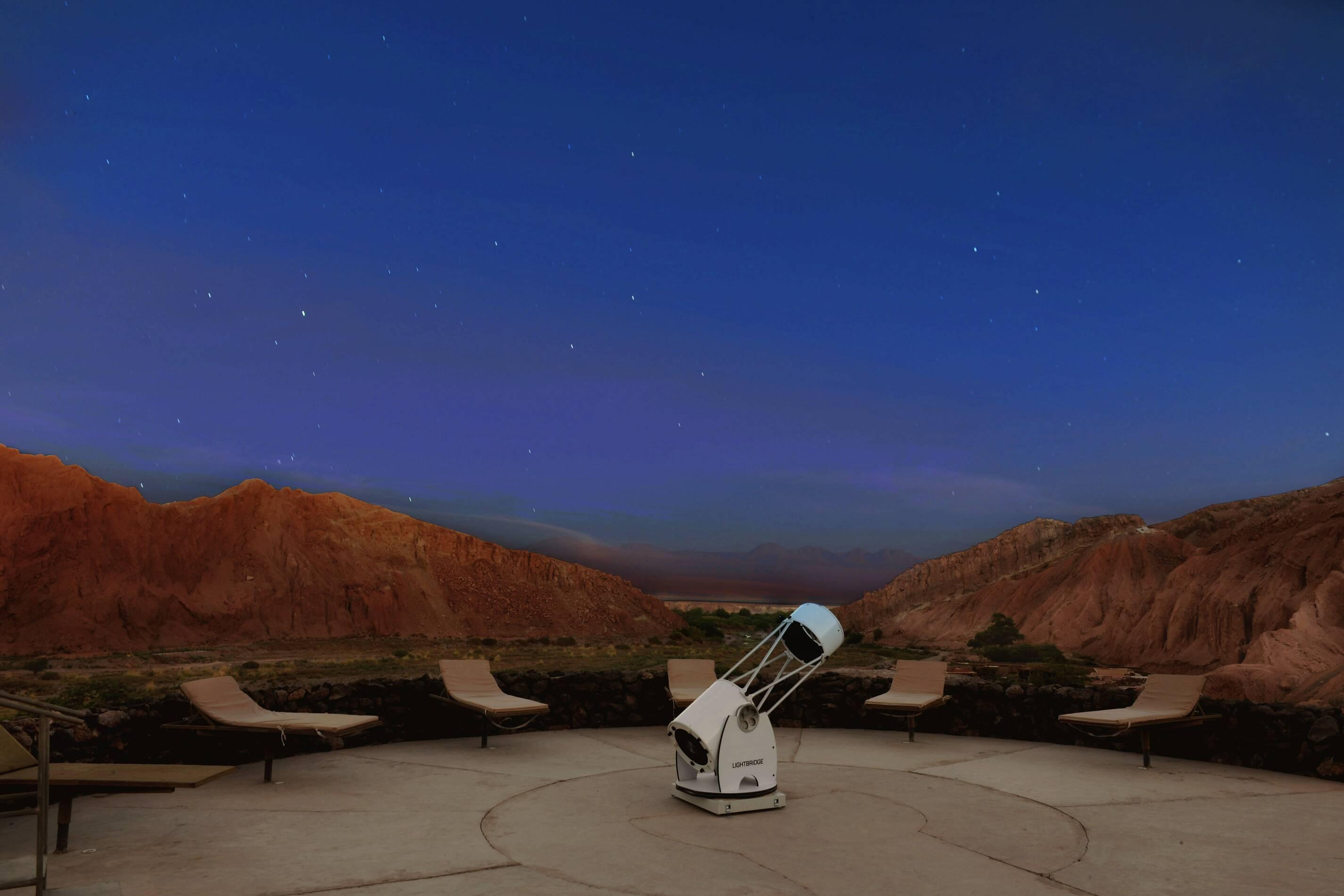 Circuit Chili Atacama Alto Telescope