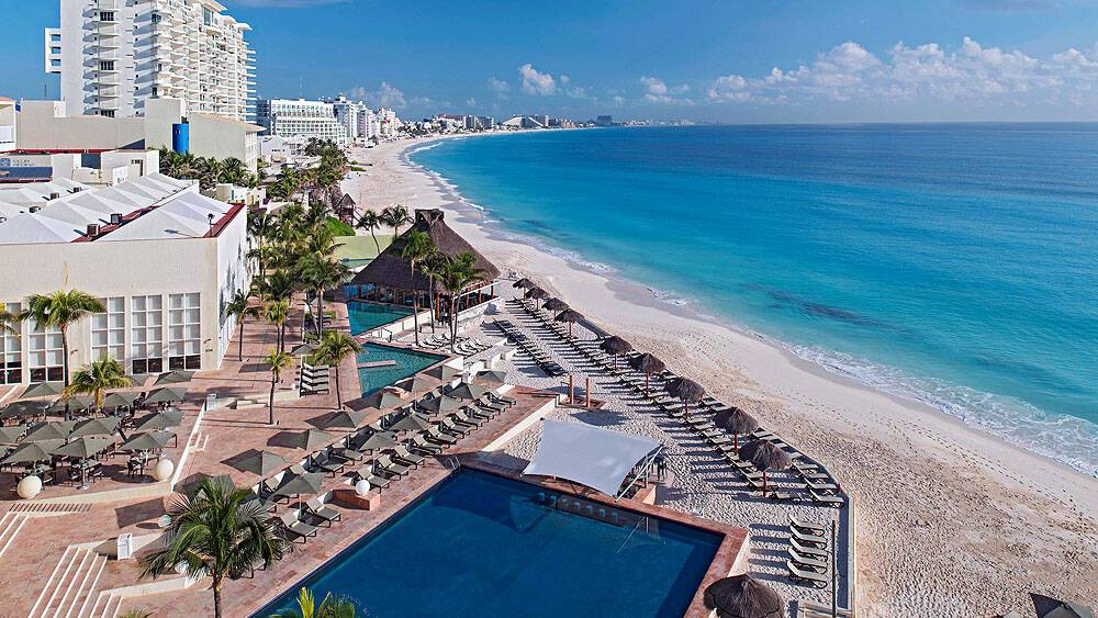 The Westin Resort and Spa Guest Room Cancun Mexique