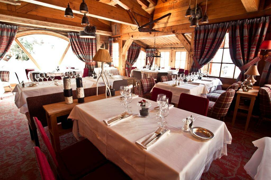 Blizzard Val Isere Restaurant