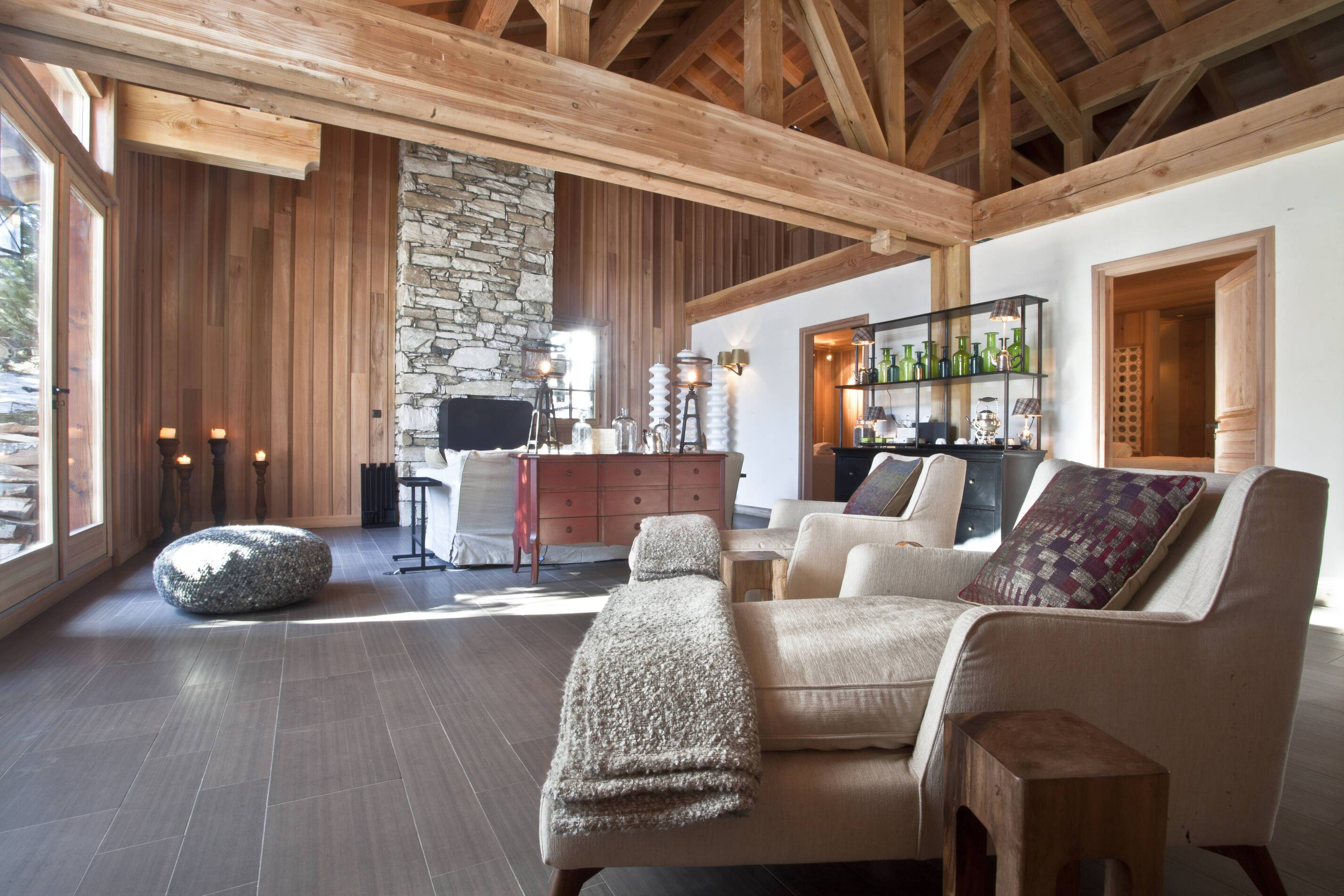 Blizzard Val Isere Spa Clarins Salon Relaxation