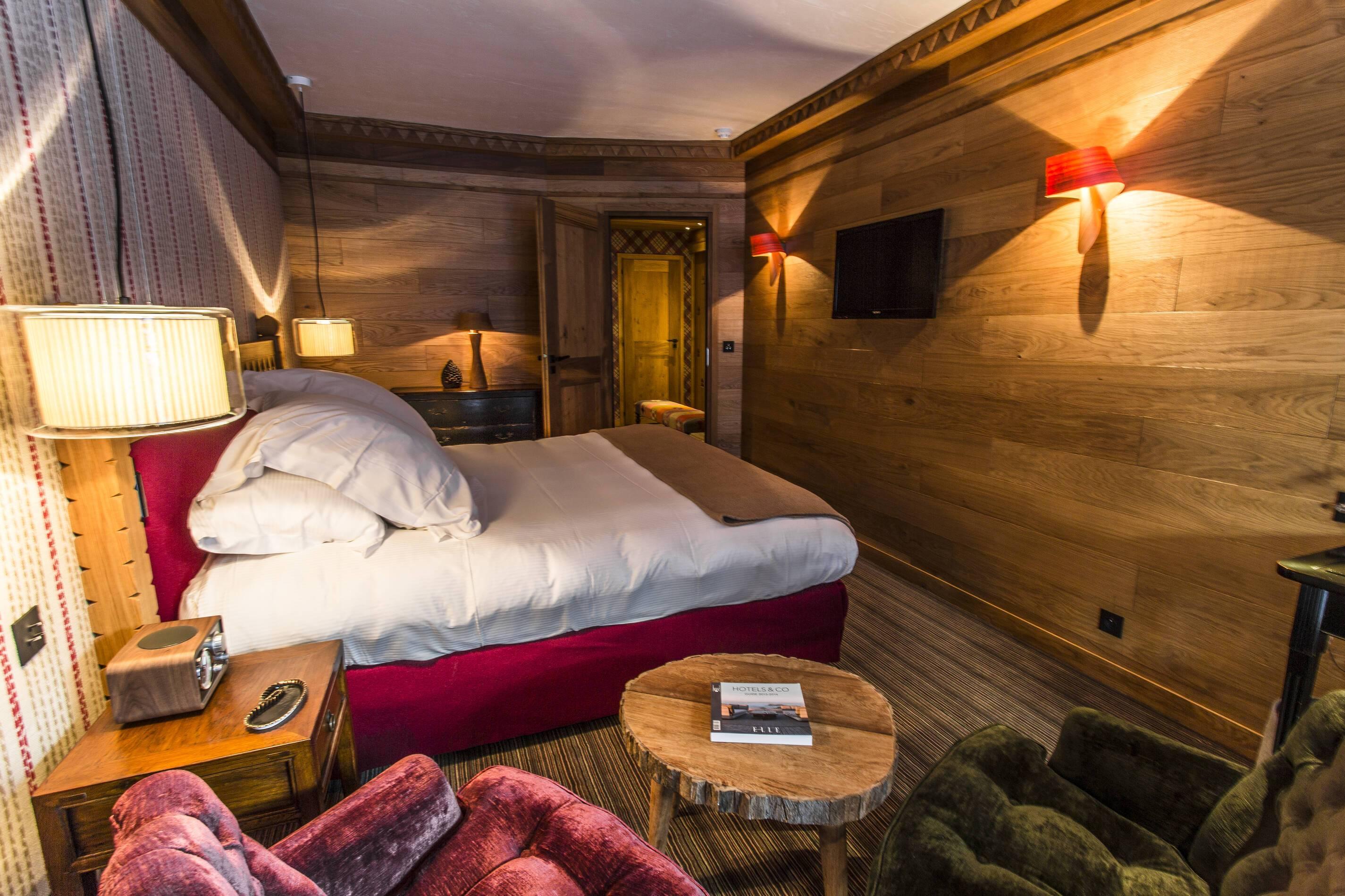 Blizzard Val Isere Suite 2 chambres village