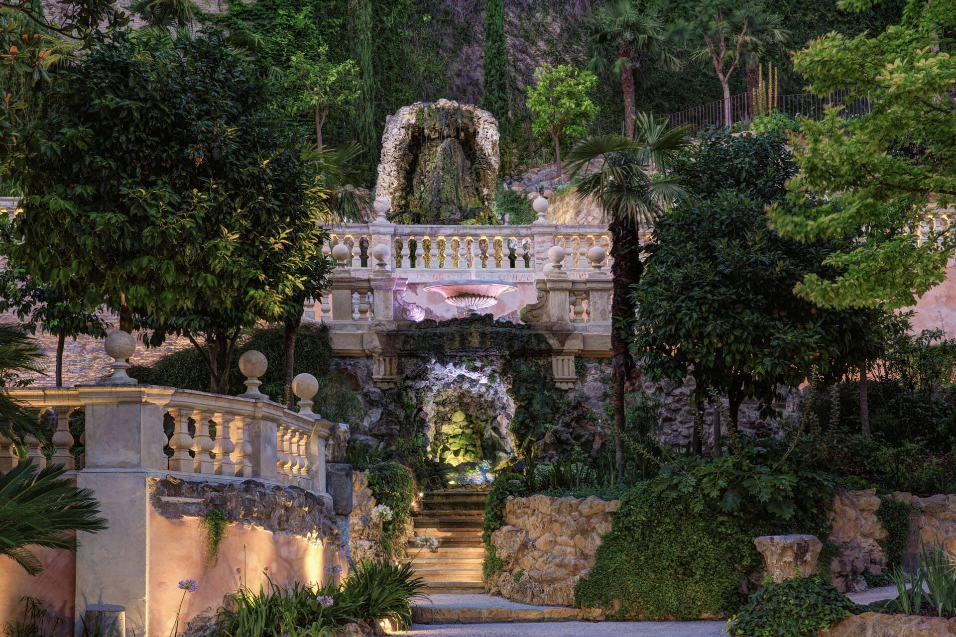 Hotel de Russie Rome Secret Garden