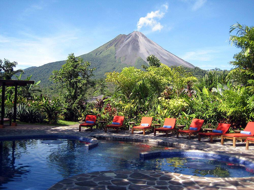 Nayara Resort Spa Garden Costa Rica