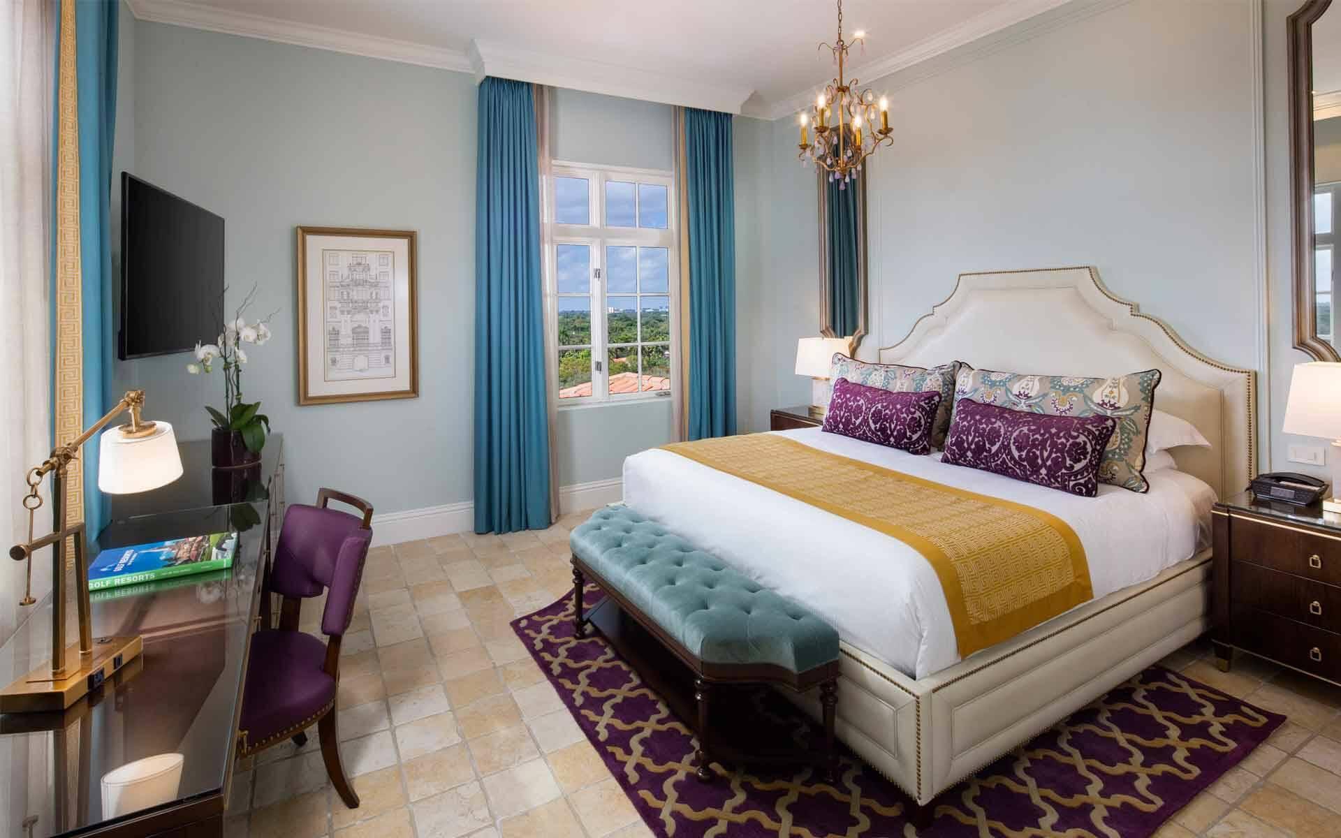 Biltmore King Suite One Bedroom Miami