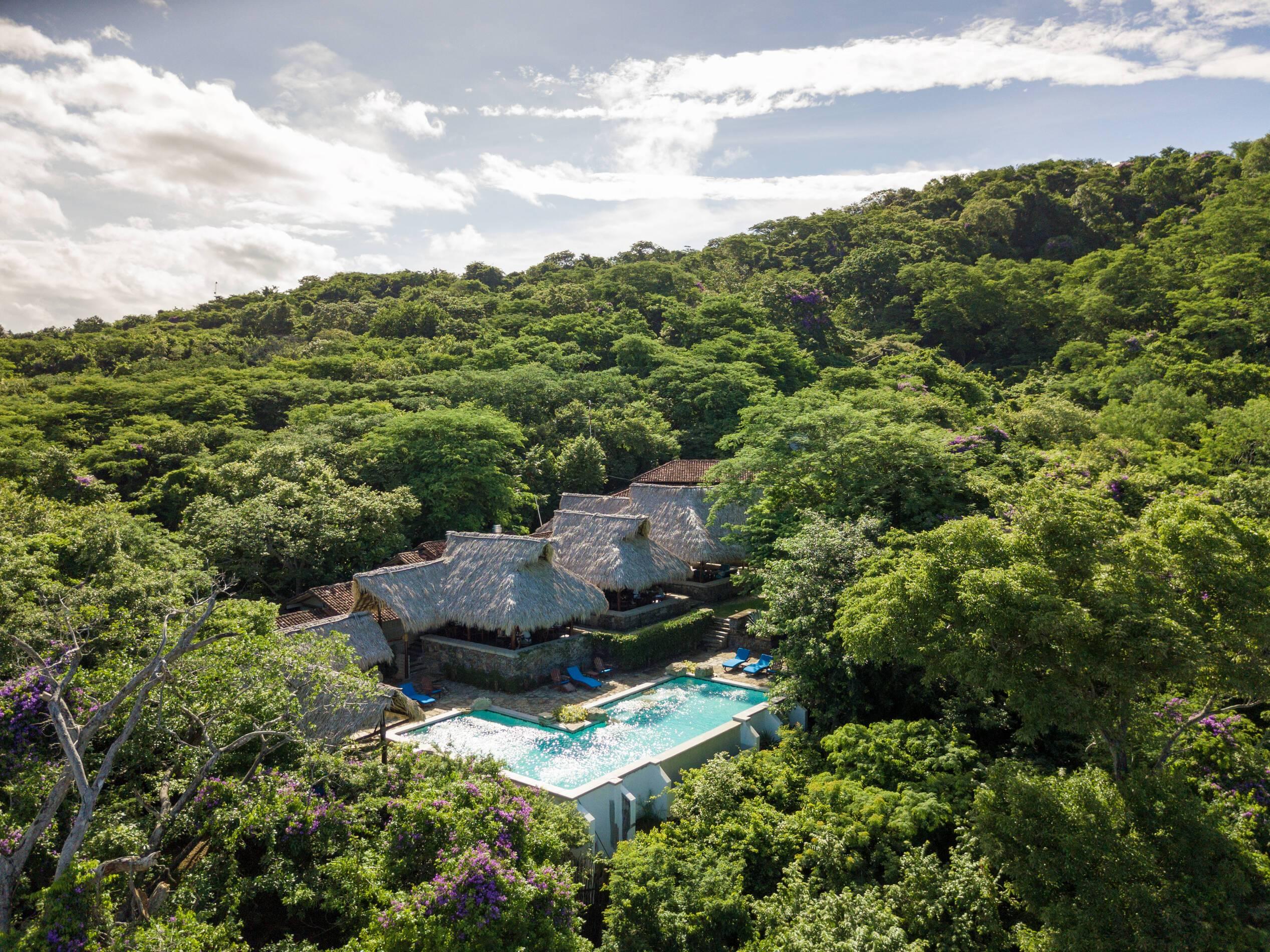 Circuit Nicaragua Morgan Rock Ecolodge