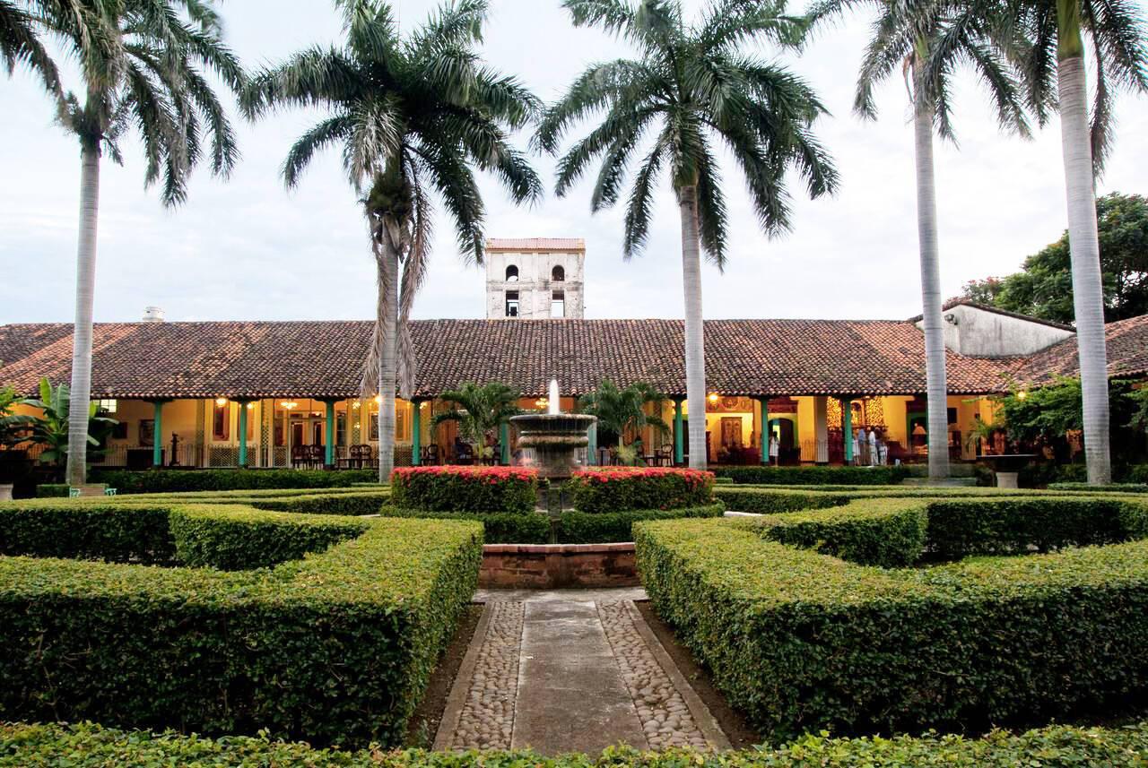 Nicaragua El Covento Hotel