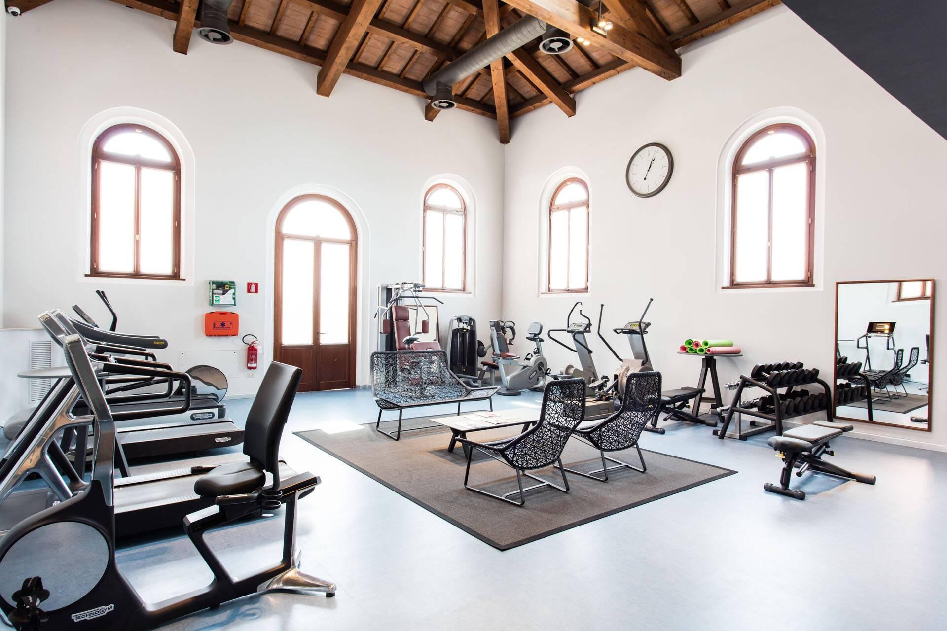 San Clemente Palace Venise Fitness Center